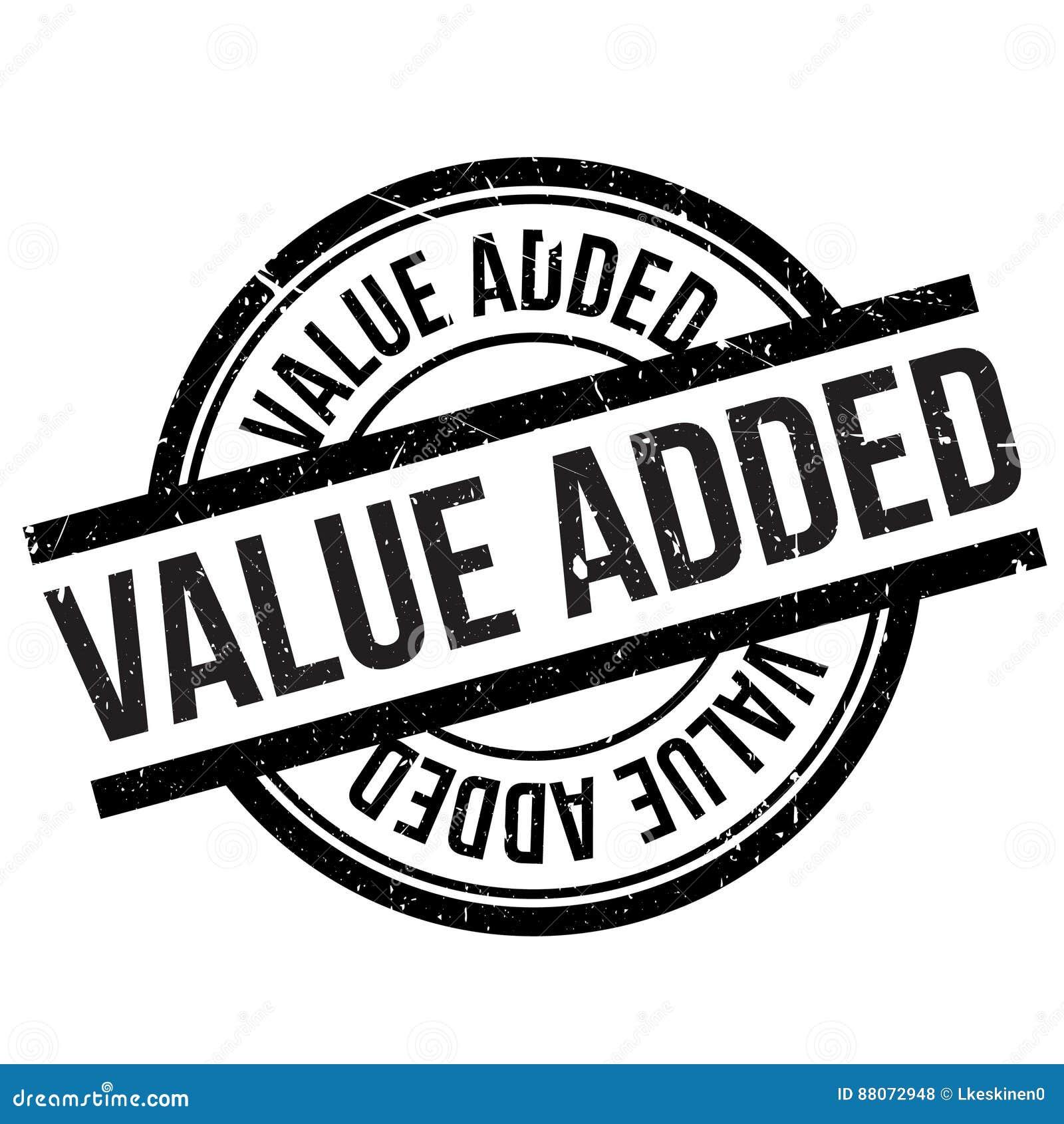 Zegel op de toegevoegde waarde