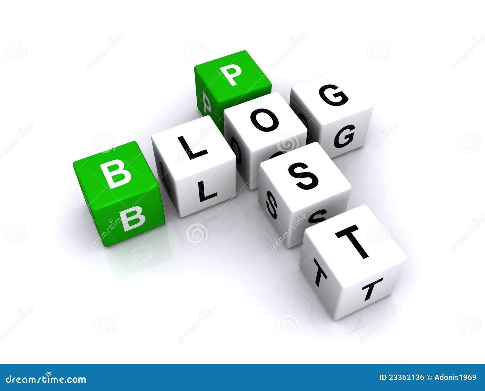 Zeichen berechnet des Blogpfostens