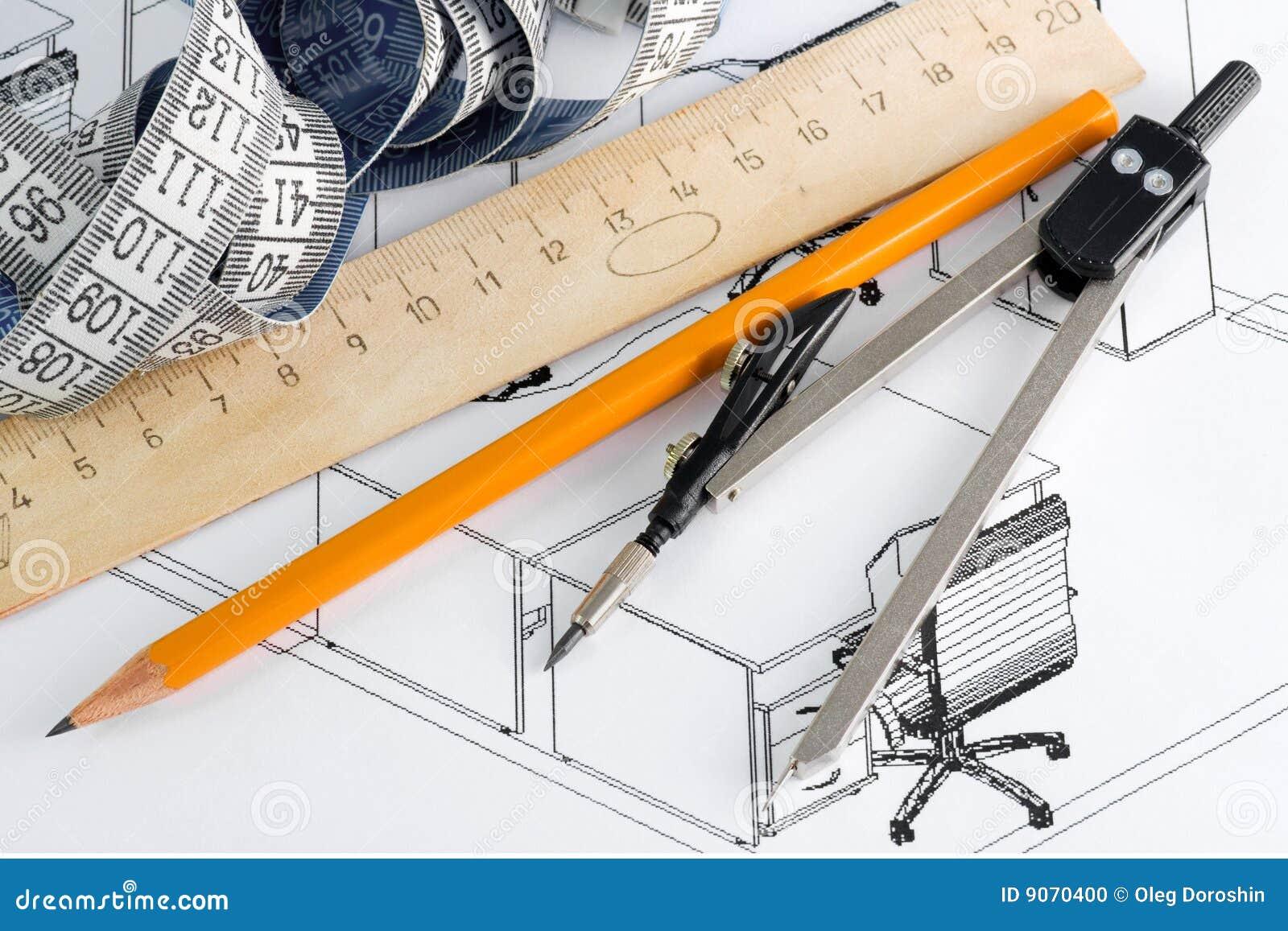 Zeichnen Sie Einen Plan Des Büros