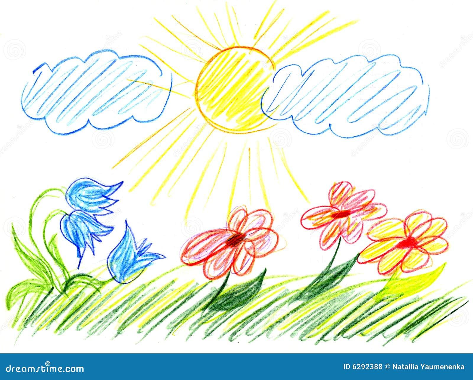 Zeichnung des Kindes