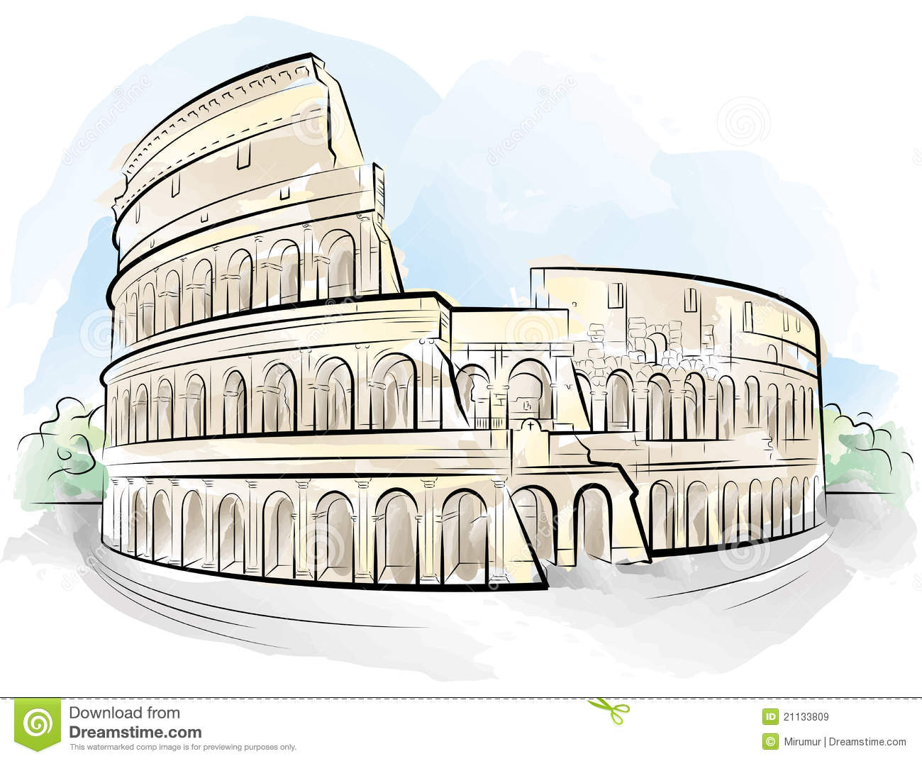 Rome With Kids Colleseum Tour