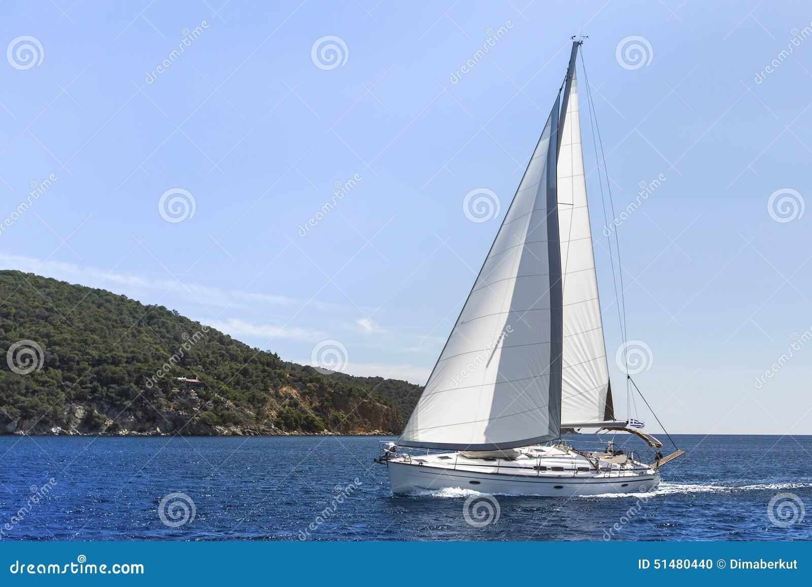 Zeilbootcruise op de Middellandse Zee sailing