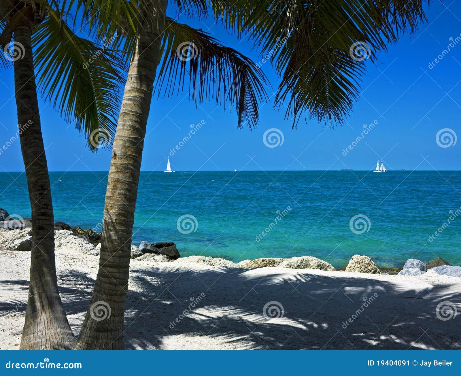 Zeilboten van Key West