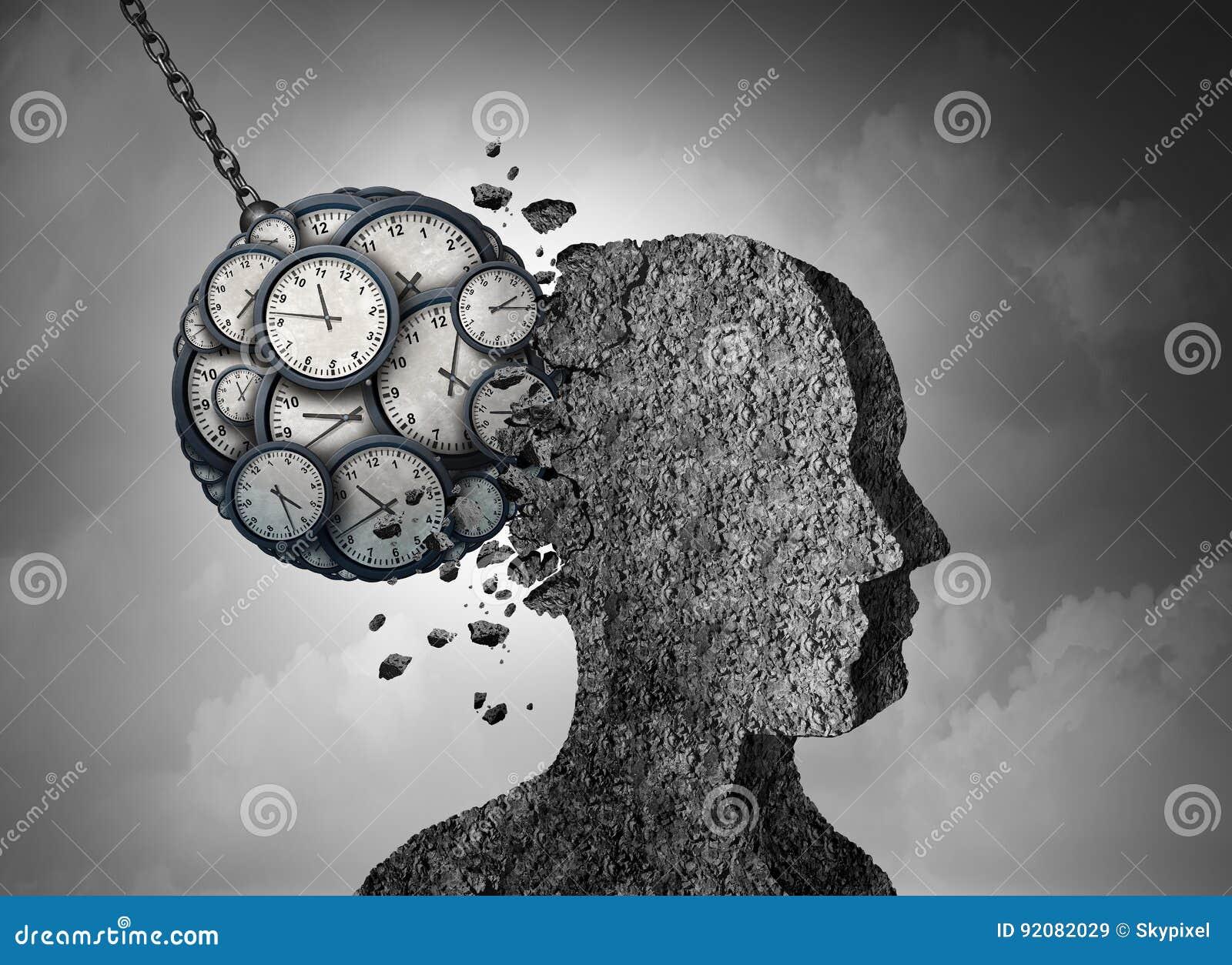 Zeit und Druck