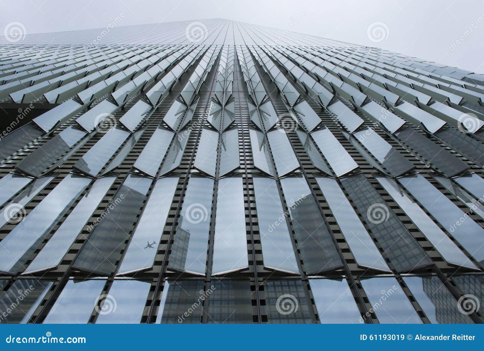 Architektur Fassade zeitgenössische architektur fassade einem trade center