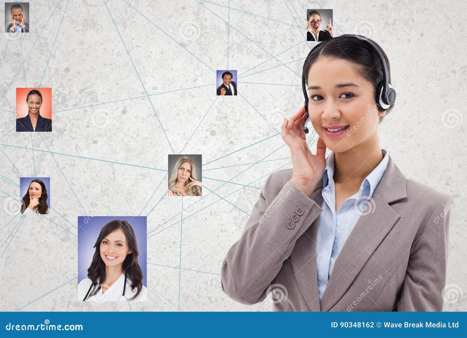 Zeker u die hoofdtelefoons dragen terwijl het selecteren van kandidaten