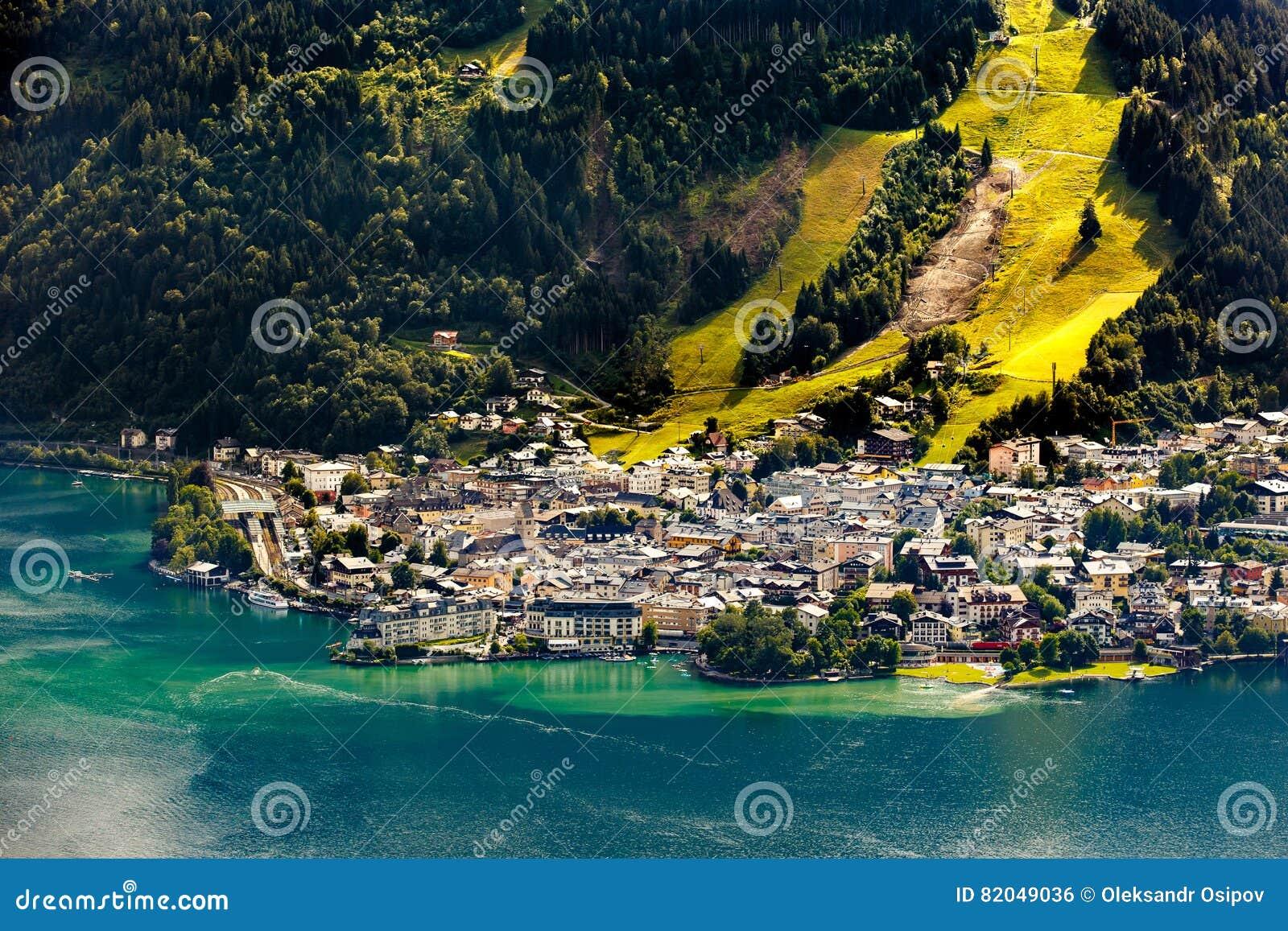 Zell am See, Austria, Europe.