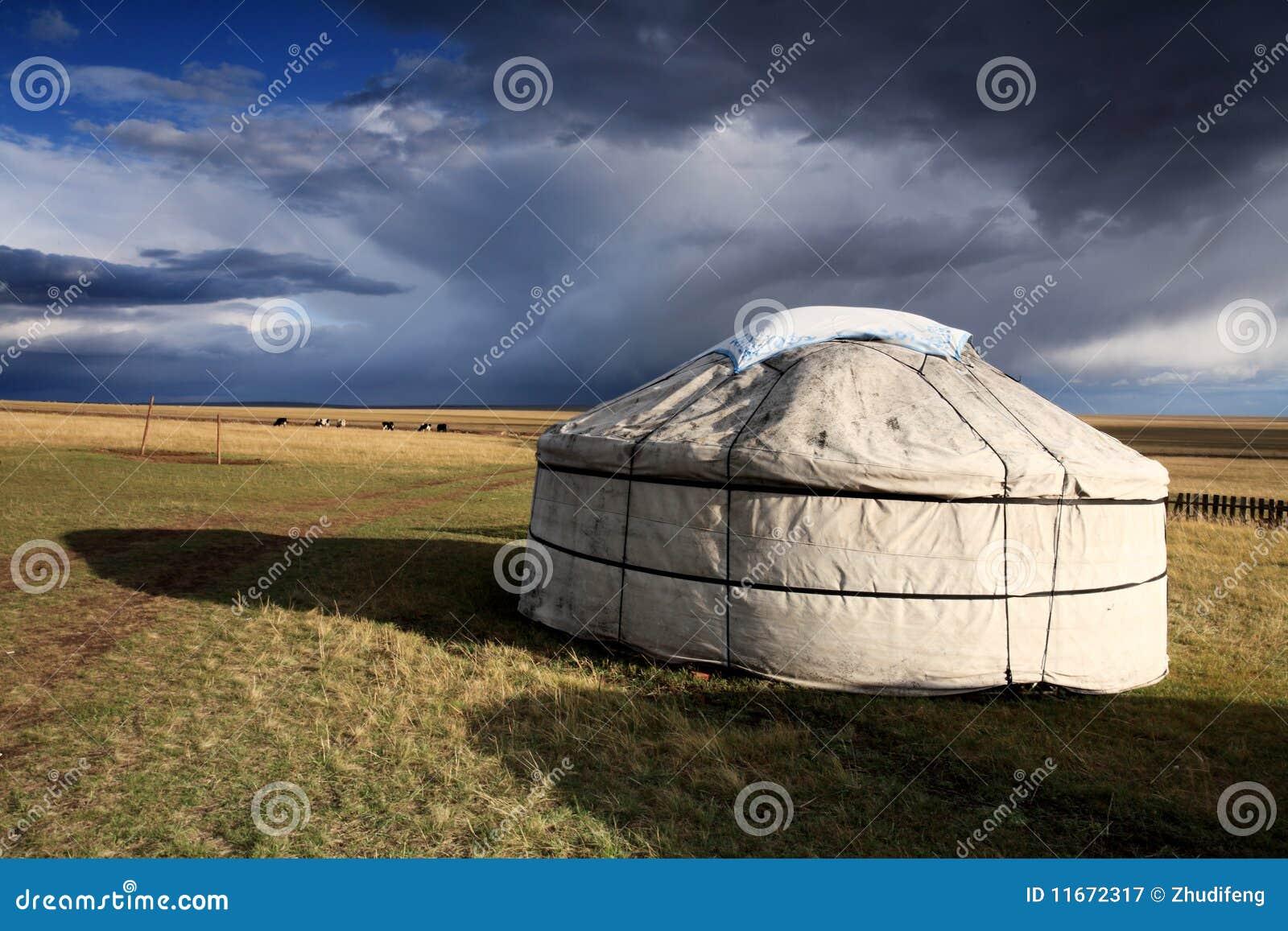 Zelt des Nomaden