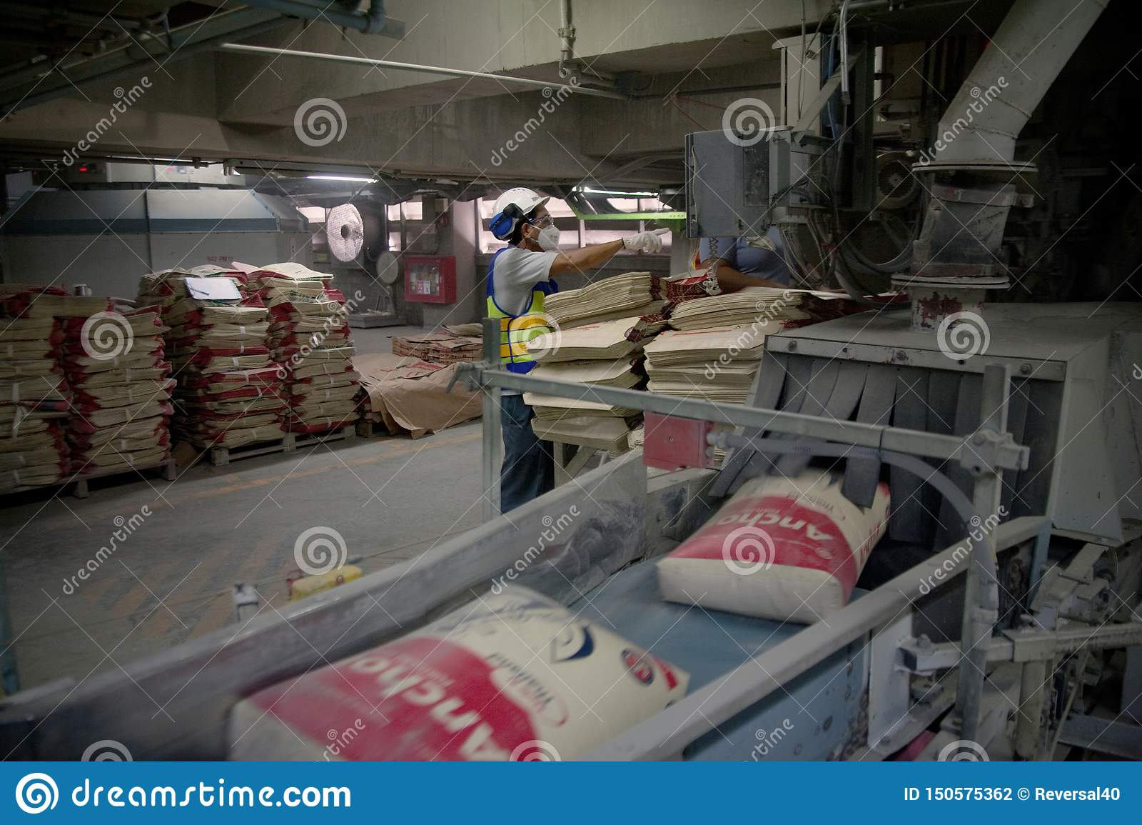 ZementArbeiter