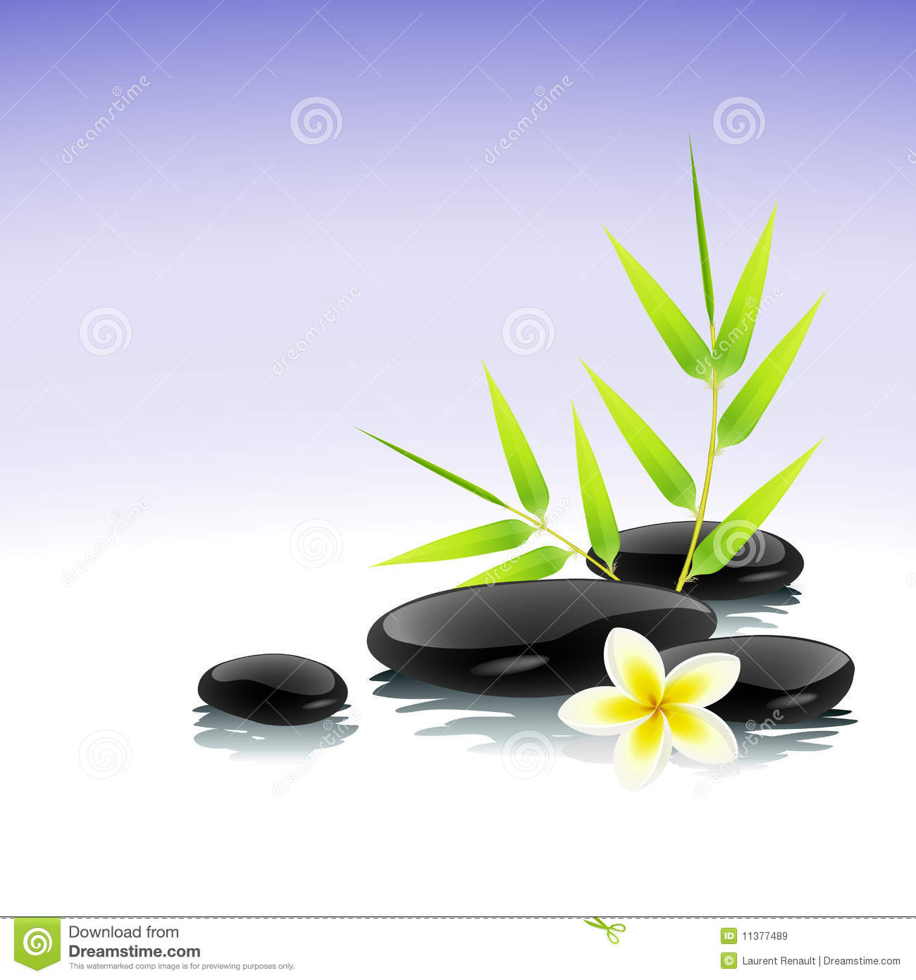 Zen Background Royalty Free Stock Images - Image: 11377489