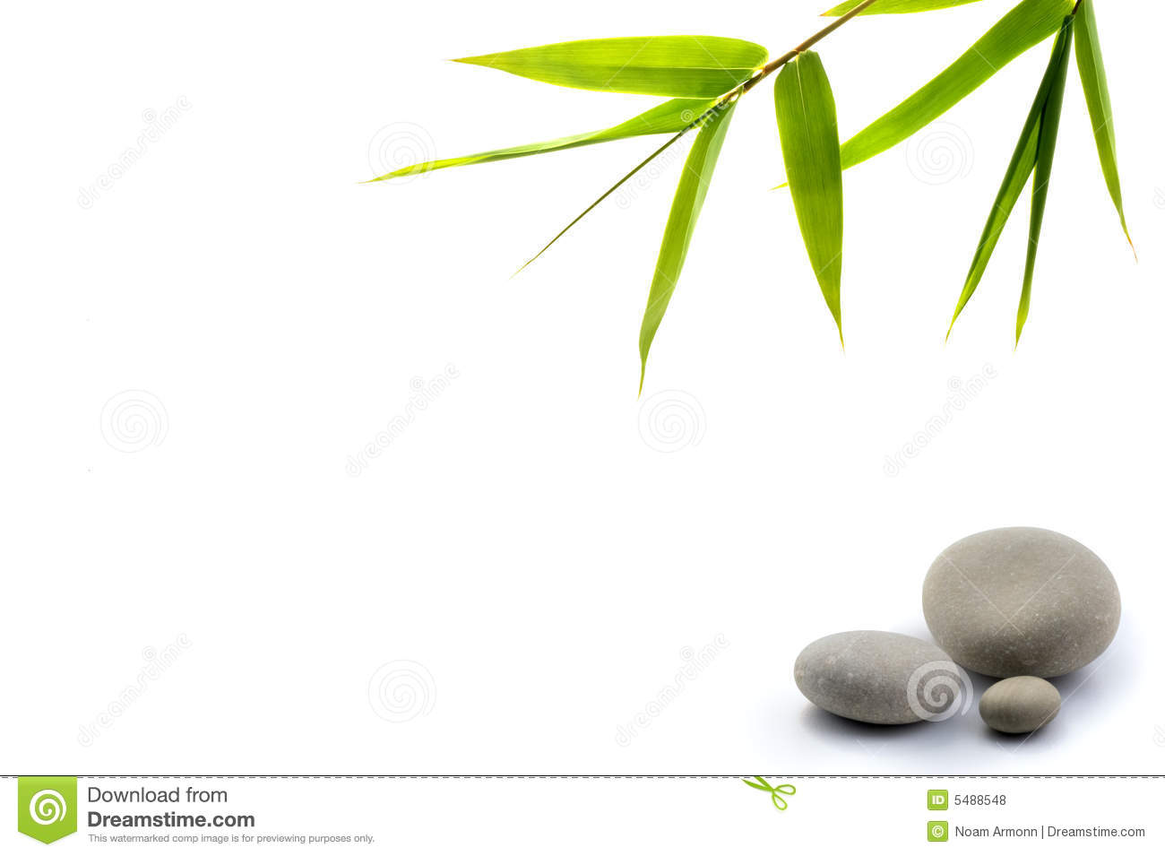 Zen Background Royalty Free Stock Photos - Image: 5488548