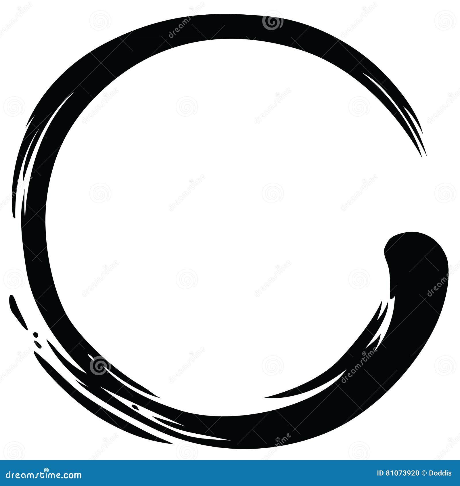 Cirlce Ring Symbol