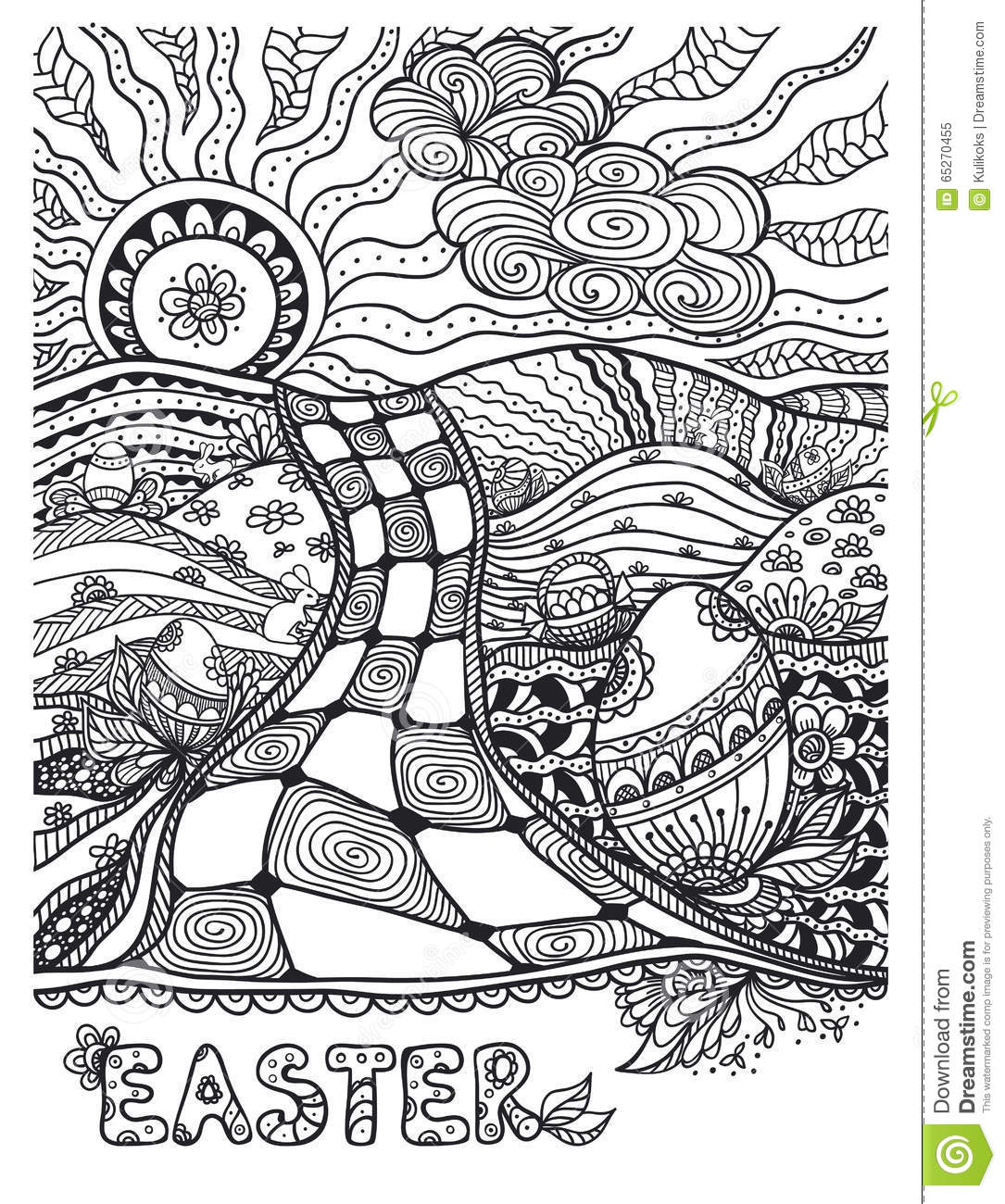 17 free printable easter eggs coloring pages easter printables