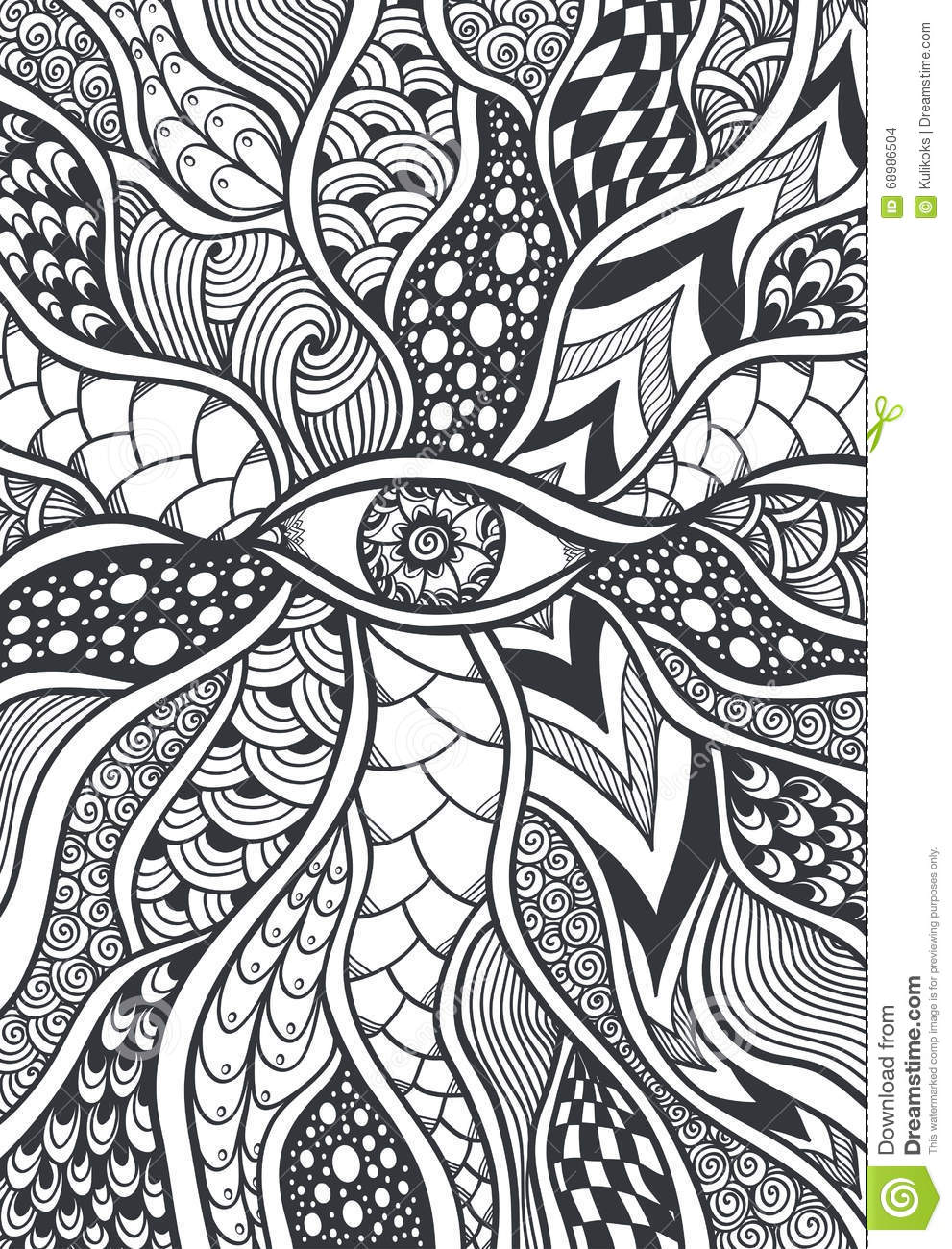Pattern Doodle Simple Inspiration Ideas