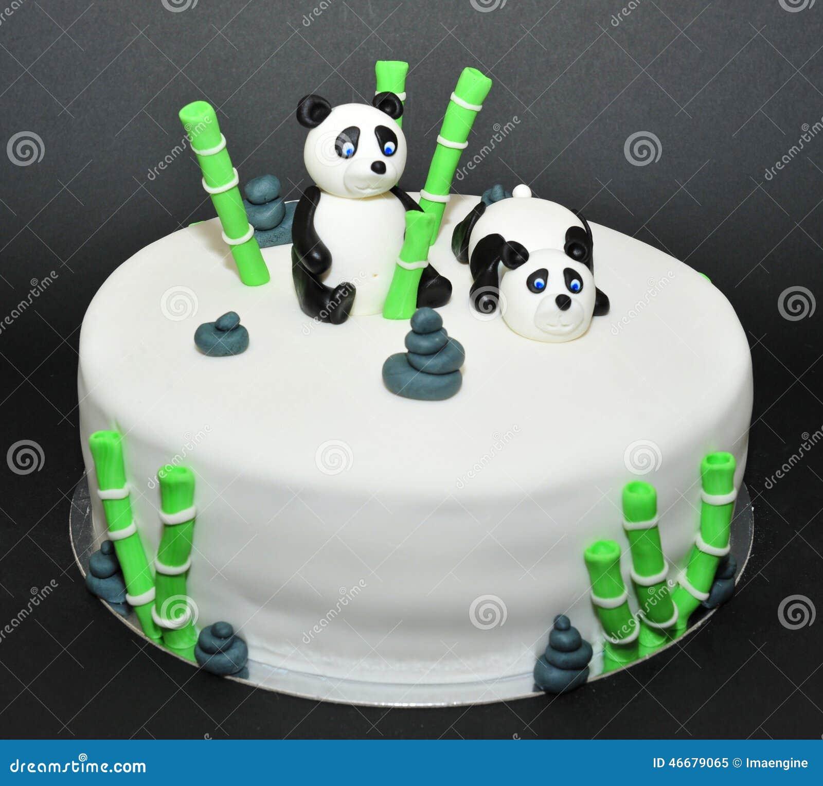 Decoration Panda Anniversaire