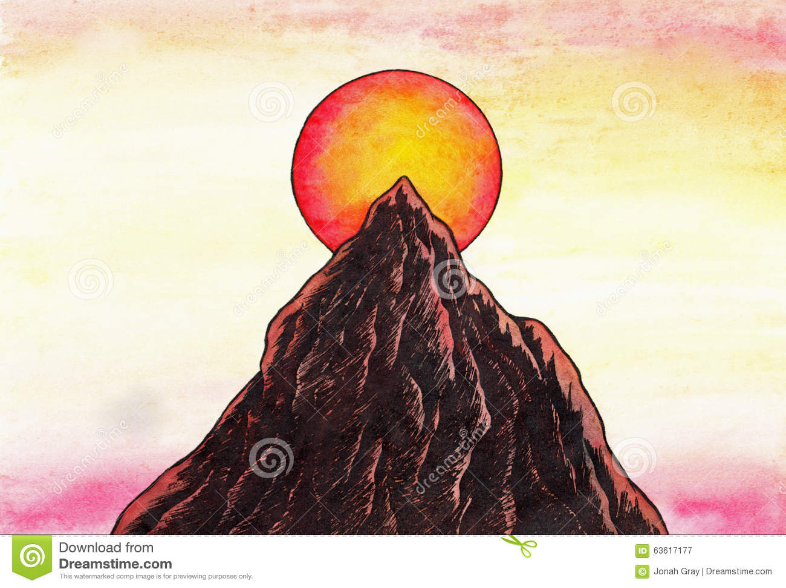 Zen Mountain (Zen Pictures, 2011)