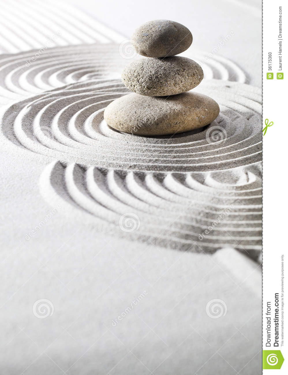 Zen Process For Relaxation Stock