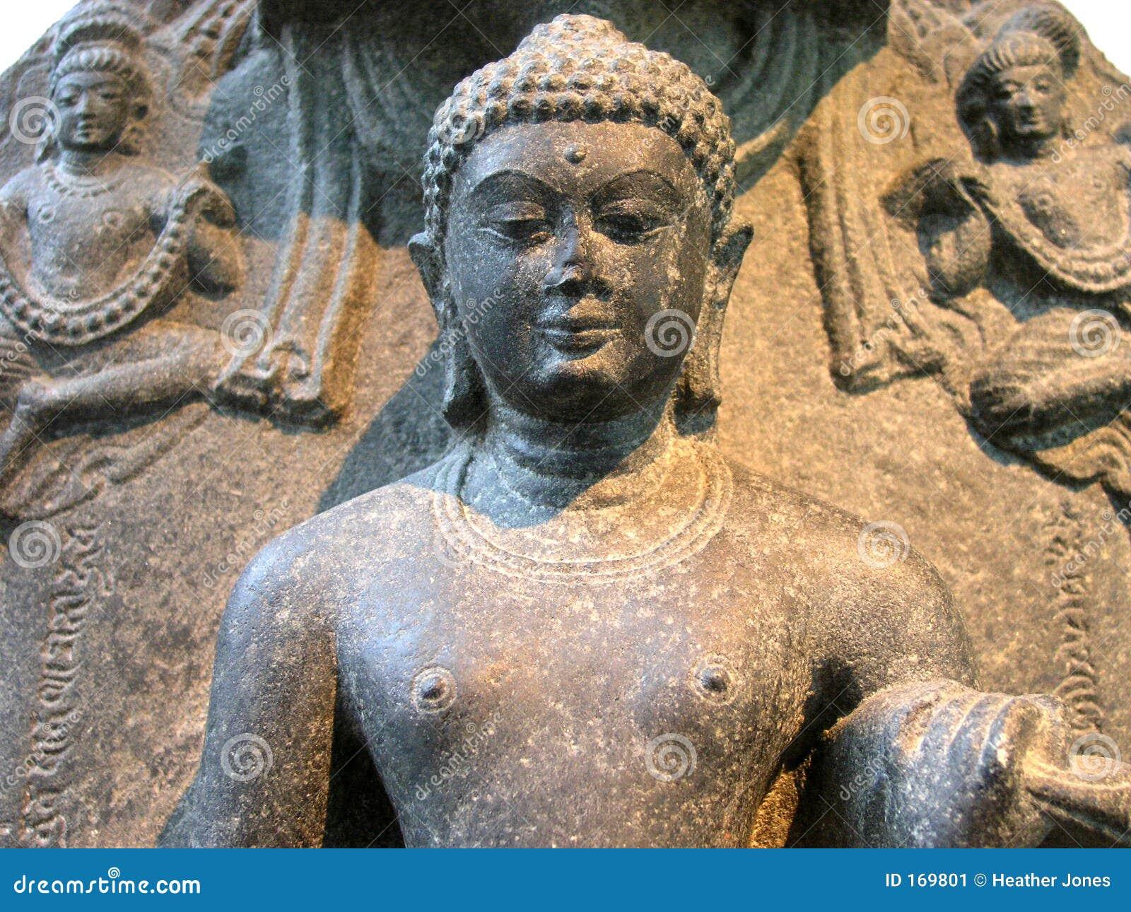 Zen Statue