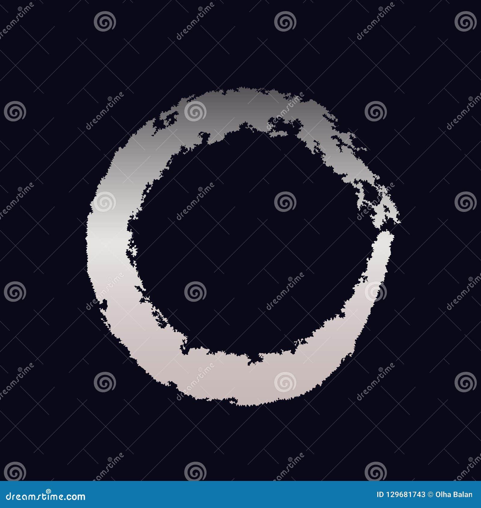 Zen Symbol lunaire