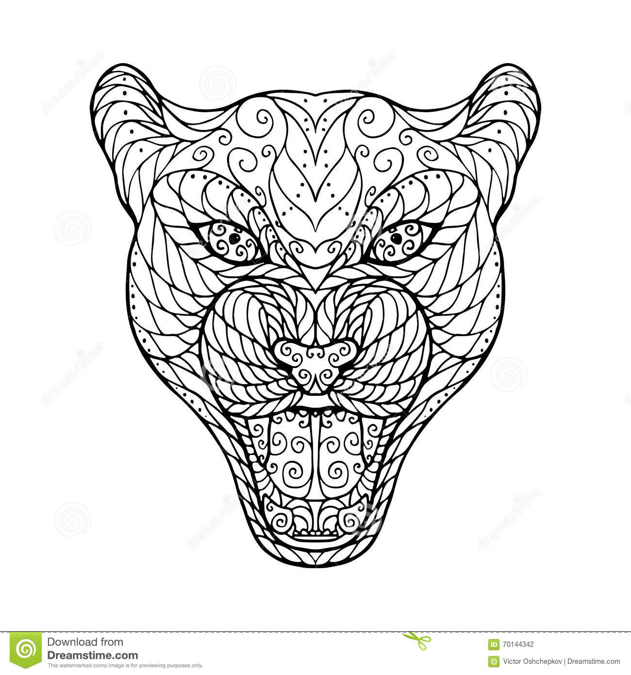 Marvel Black Panther Coloring Pages Download  Free