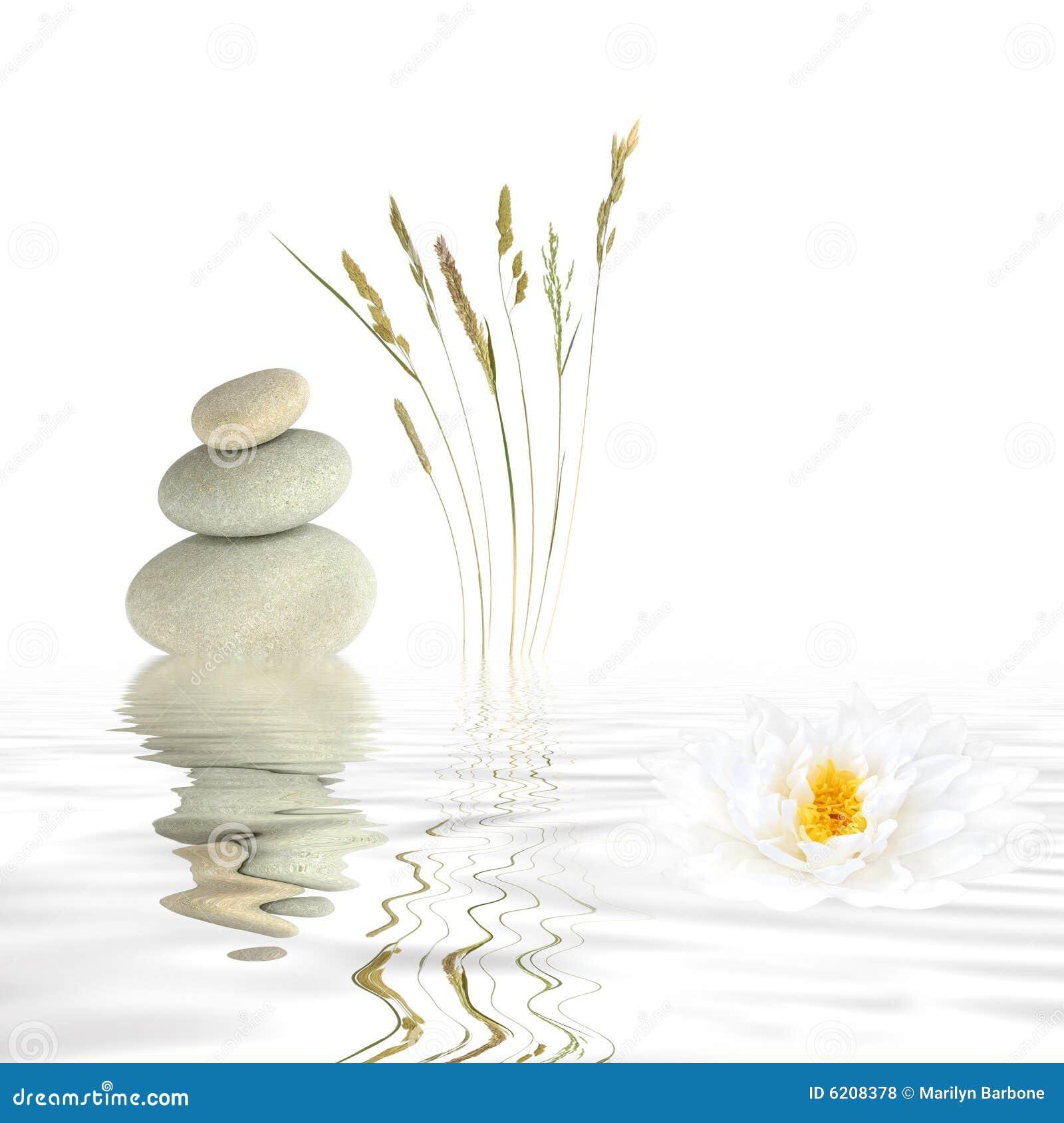 Zen Tranquility Royalty Free Stock Photos Image 6208378