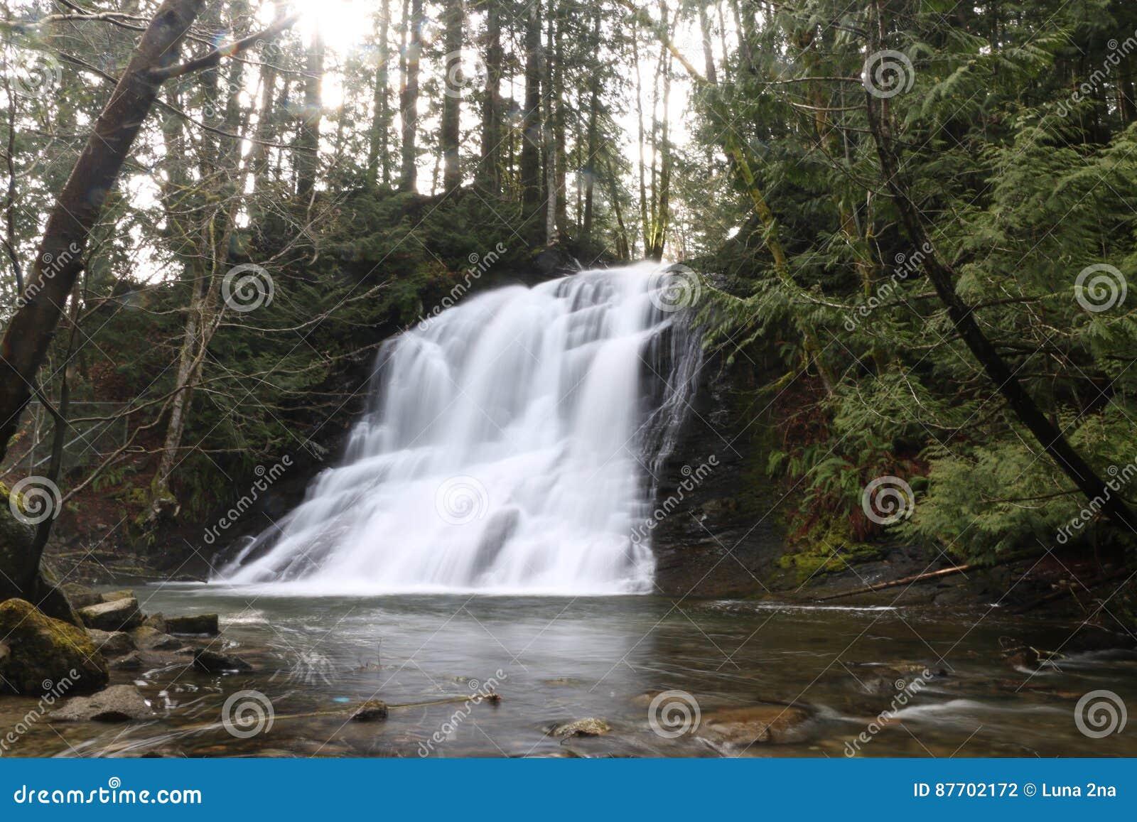Zen Waterfalls