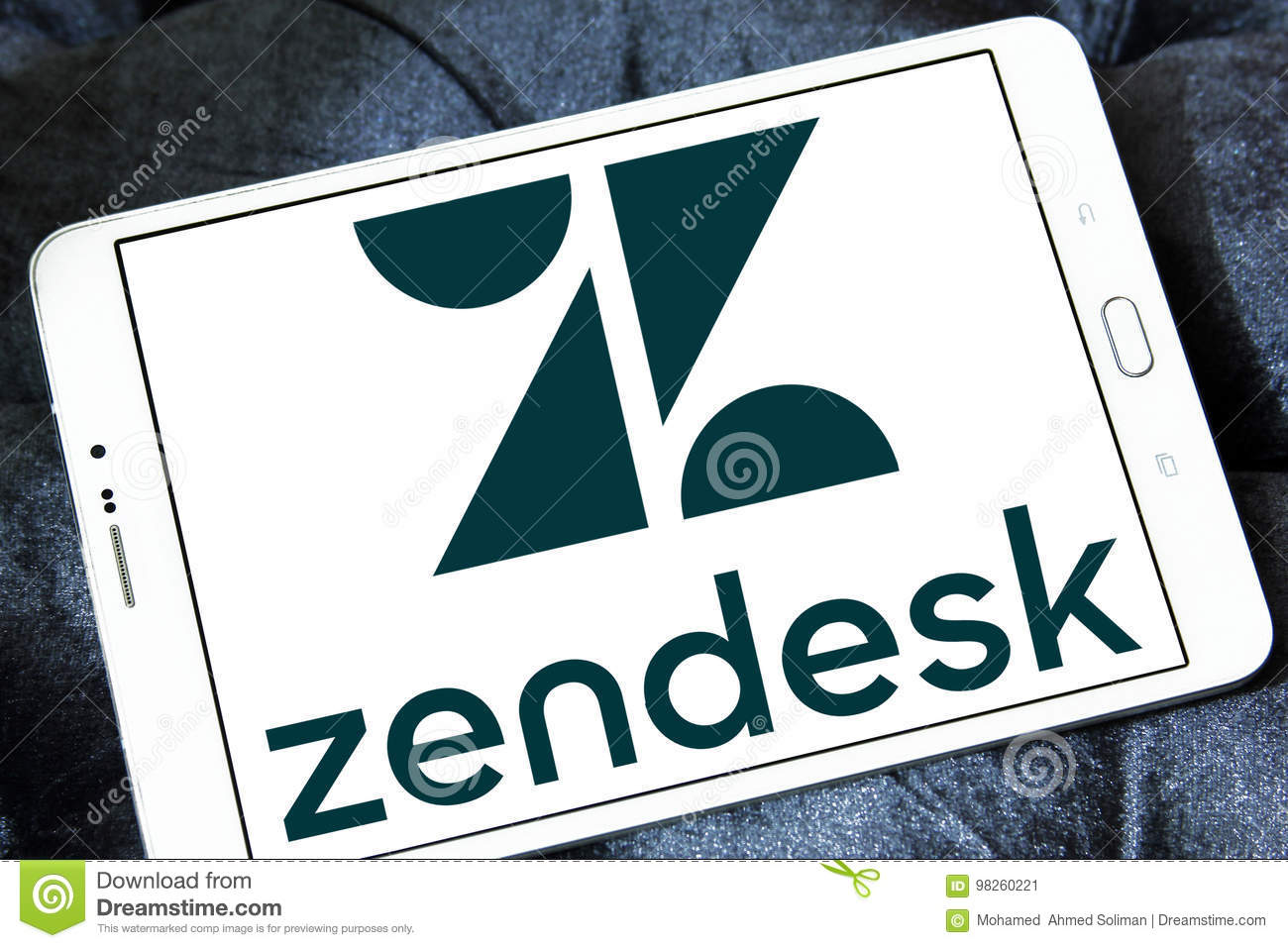 Download Zendesk Company Logo Editorial Photo. Image Of Samsung   98260221