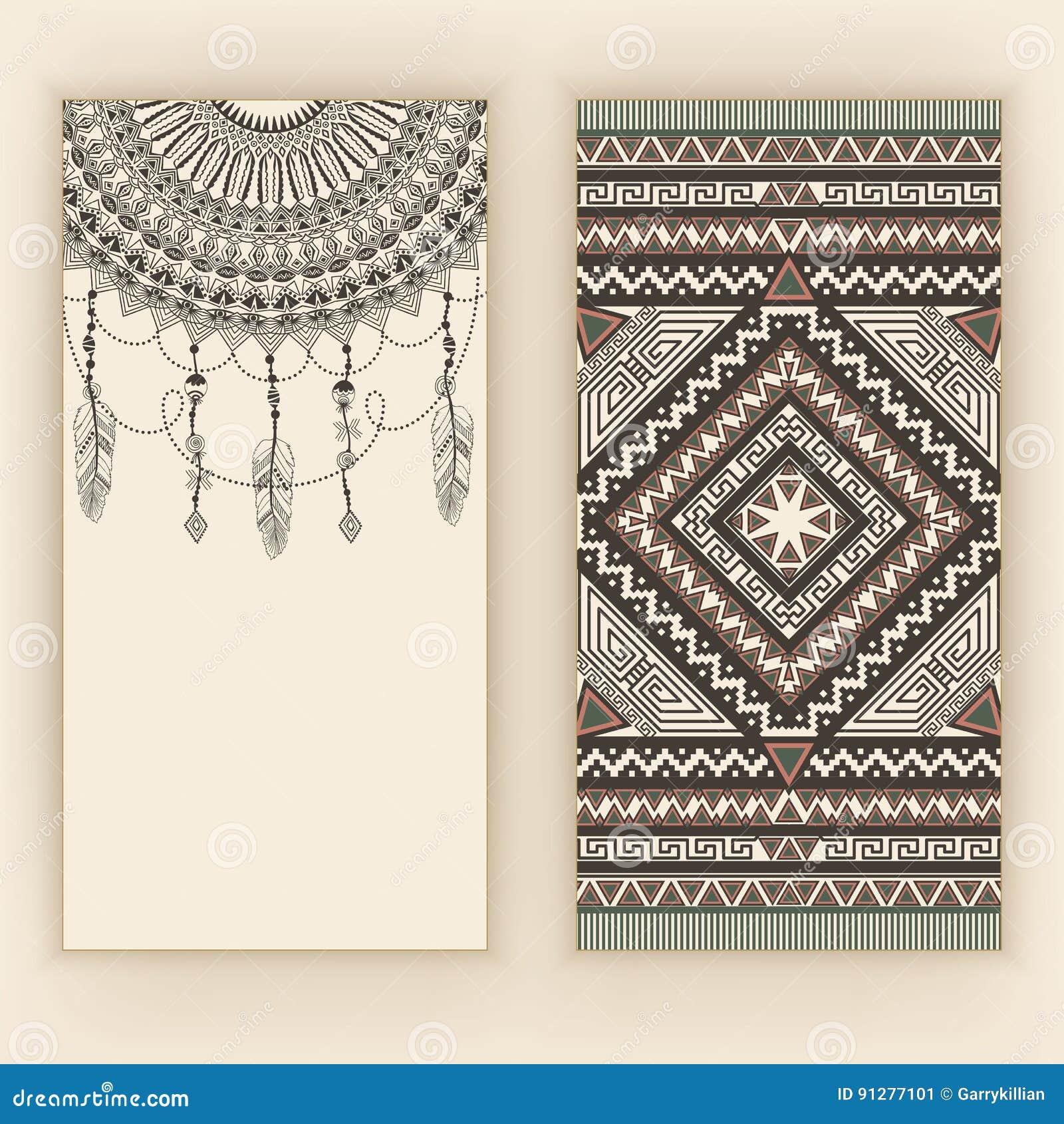 Zentangle blom- prydnad Den dekorativa vektorn snör åt med arabesquebeståndsdelar Mehndi stil