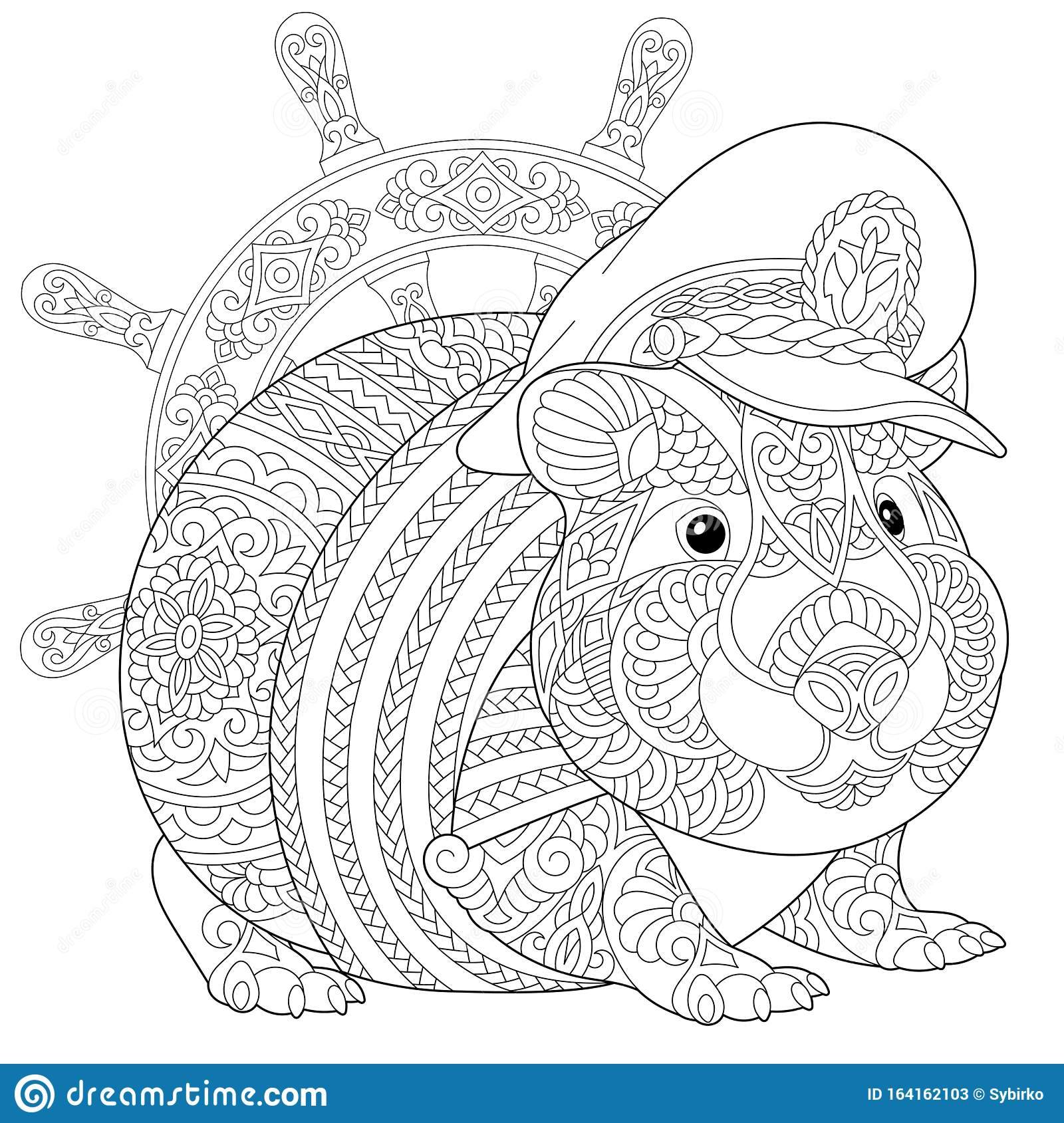 Collection Of Coloring Pages Photos Illustrations Dreamstime