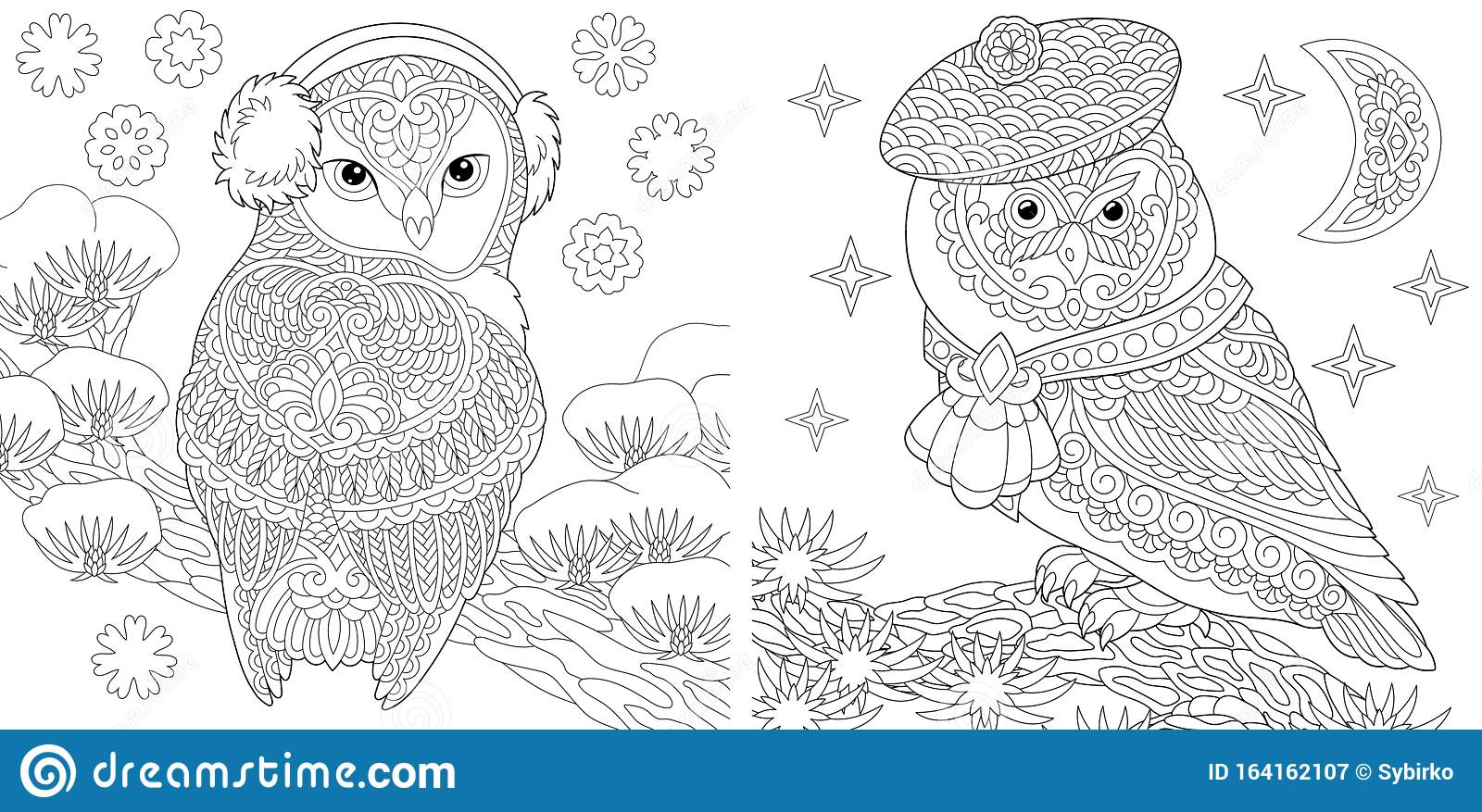 Winter Coloring Pages – coloring.rocks! | 877x1600