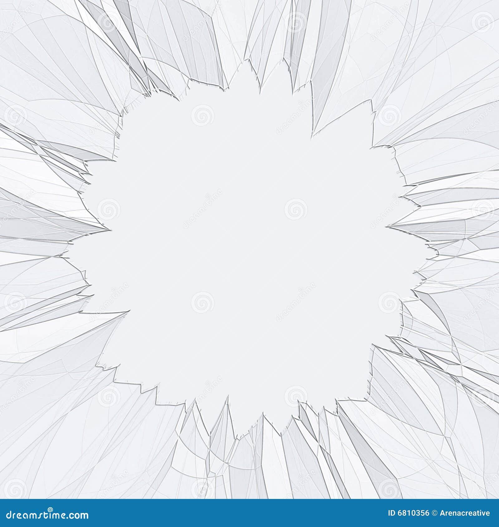 Zerbrochenes gebrochenes glas lizenzfreies stockbild for Spiegel zerbrochen