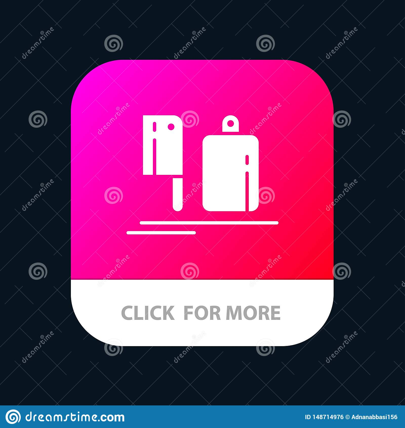 Zerhacker, Küche, Chef, Vorbereitung, Nahrungbeweglicher App-Ikonen-Entwurf