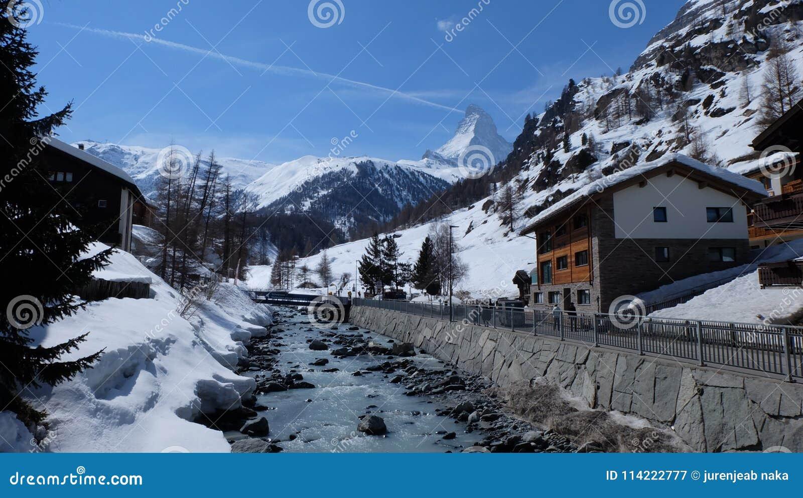 Zermatt, Zwitserse Hotels Switzerland