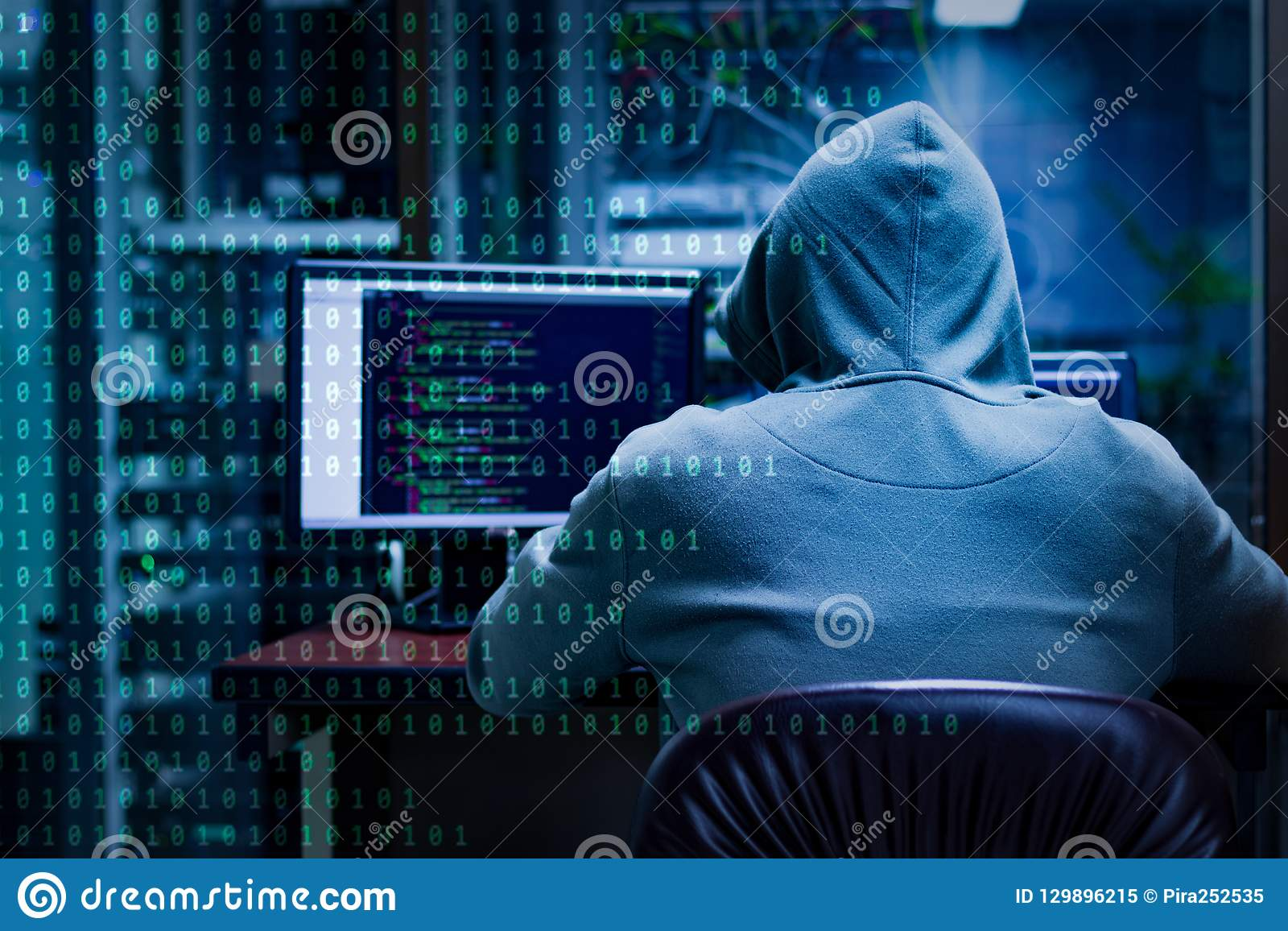 Zero jeden hackera cyfrowania