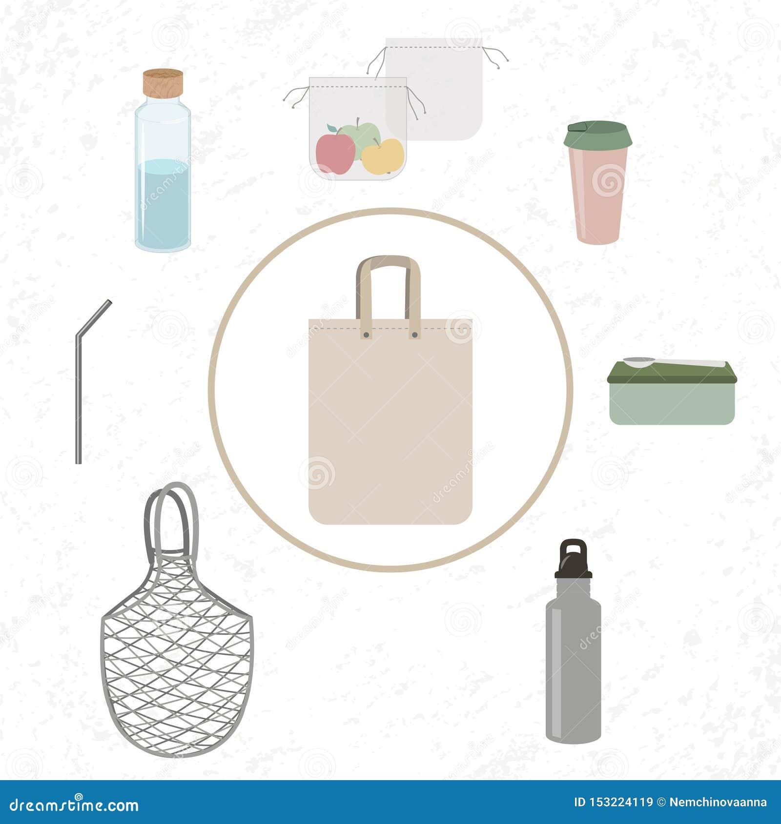 Eco bag and reusable things