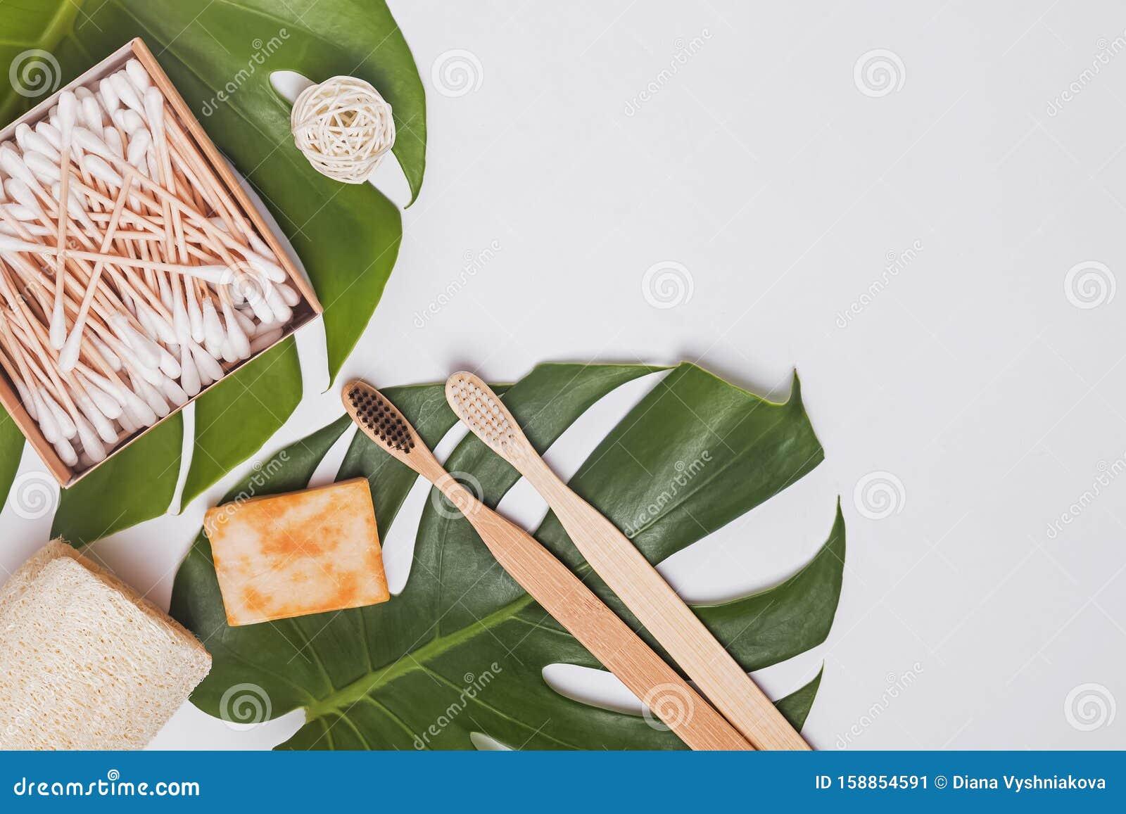 zero waste bathroom essentials top voew bamboo tooth
