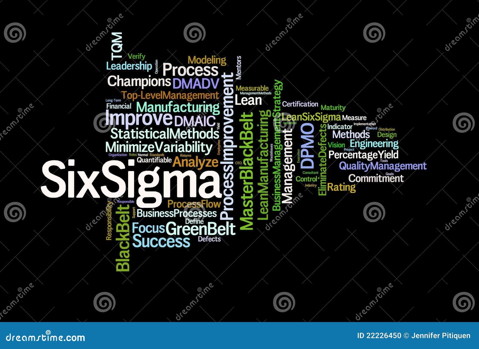 Zes Termen van de Sigma