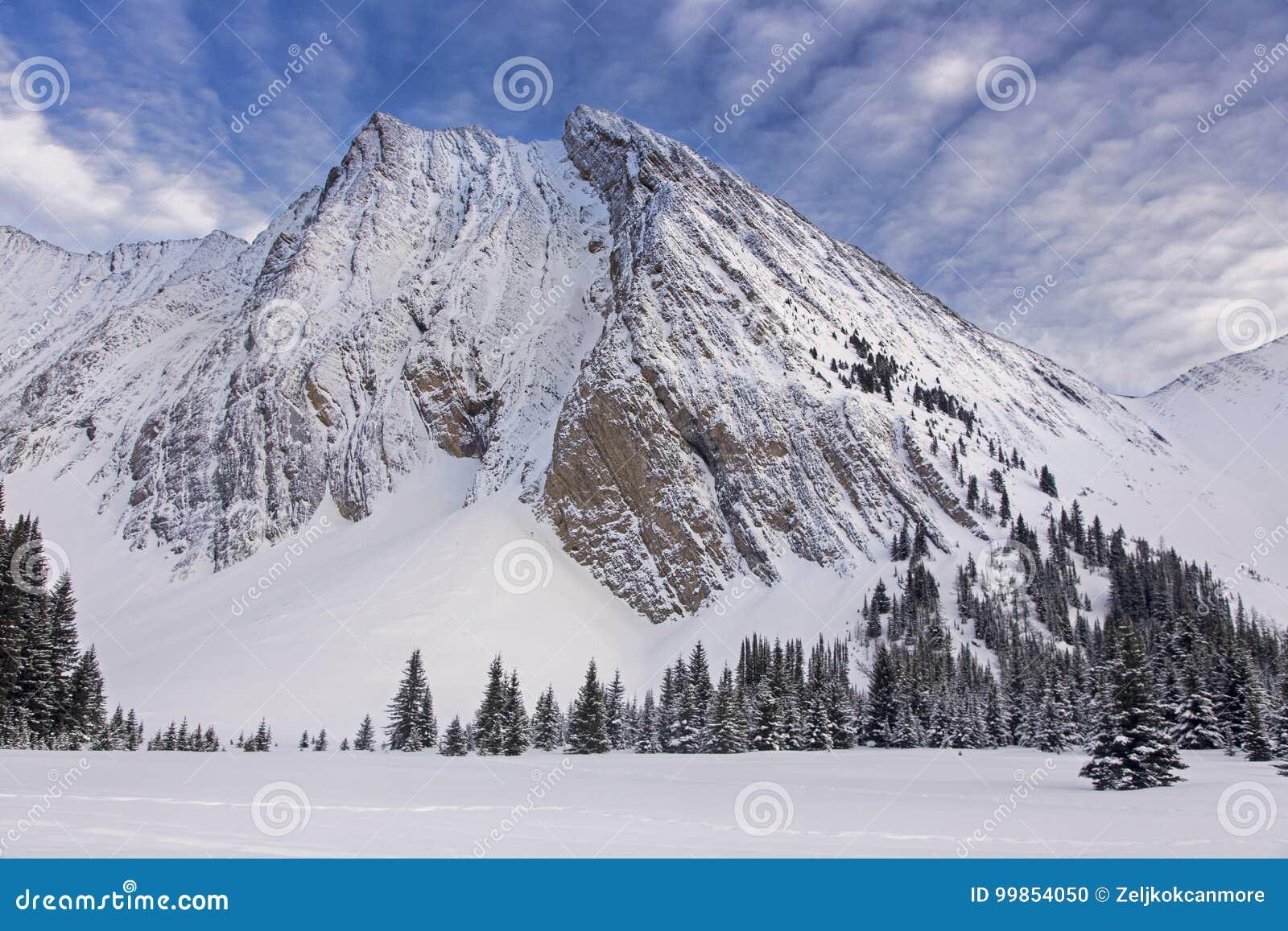 Zet Chester Kananaskis Country Alberta Canada op