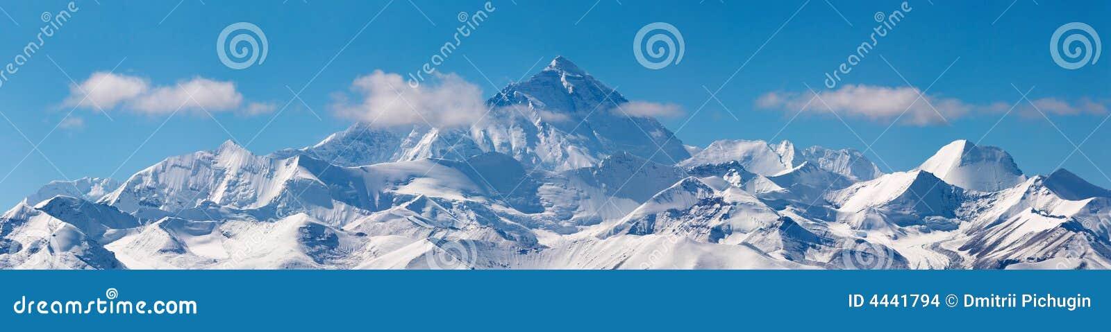 Zet Everest op