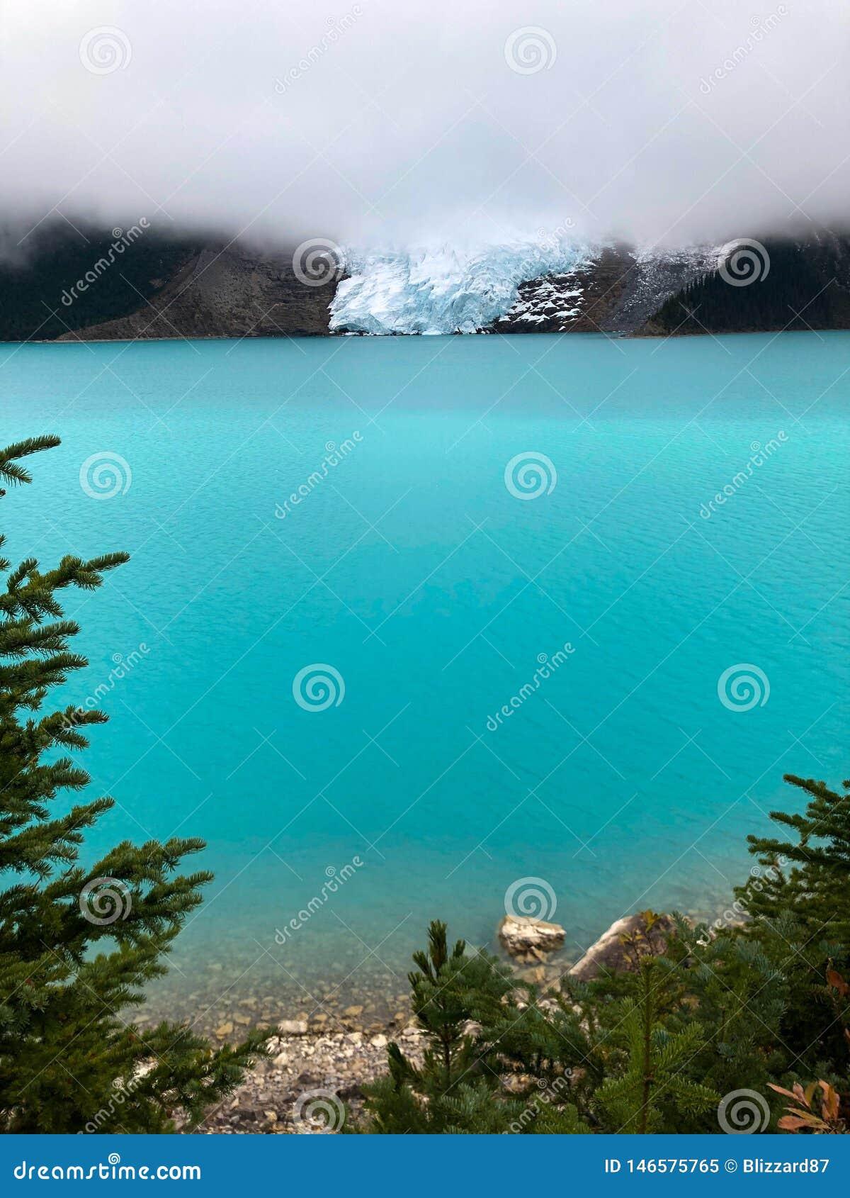Zet Robson-gletsjer op