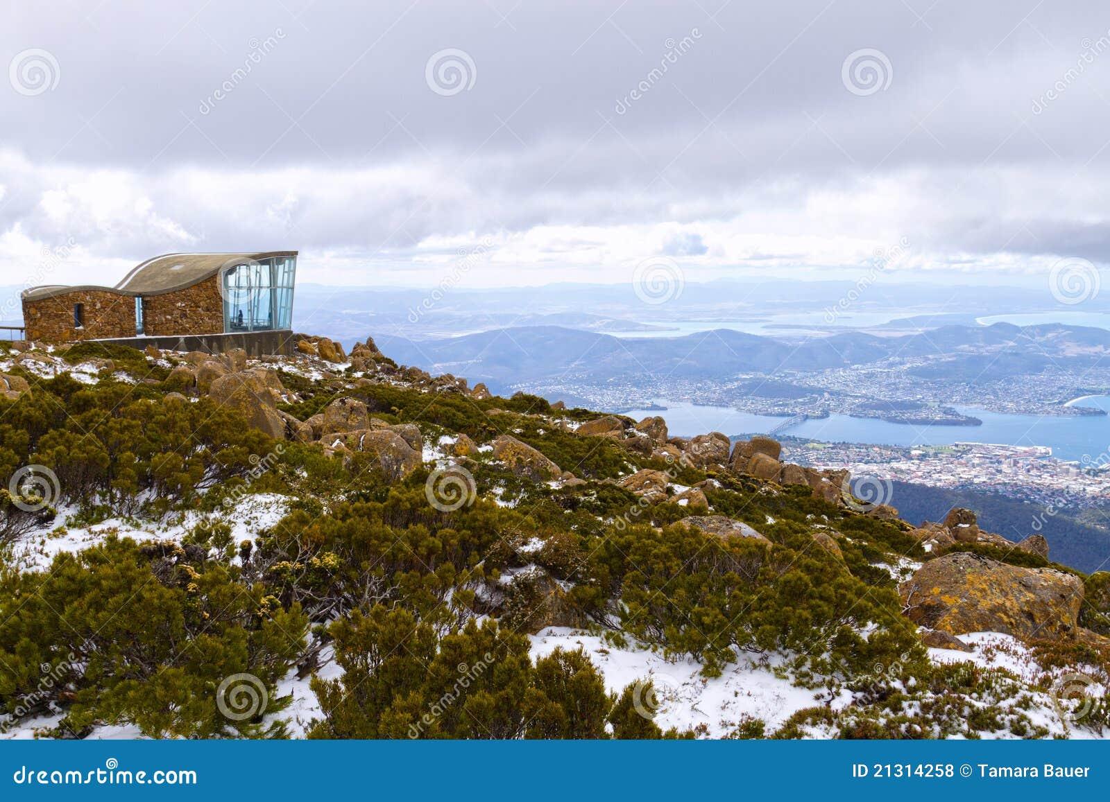 Zet Wellington, Tasmanige op