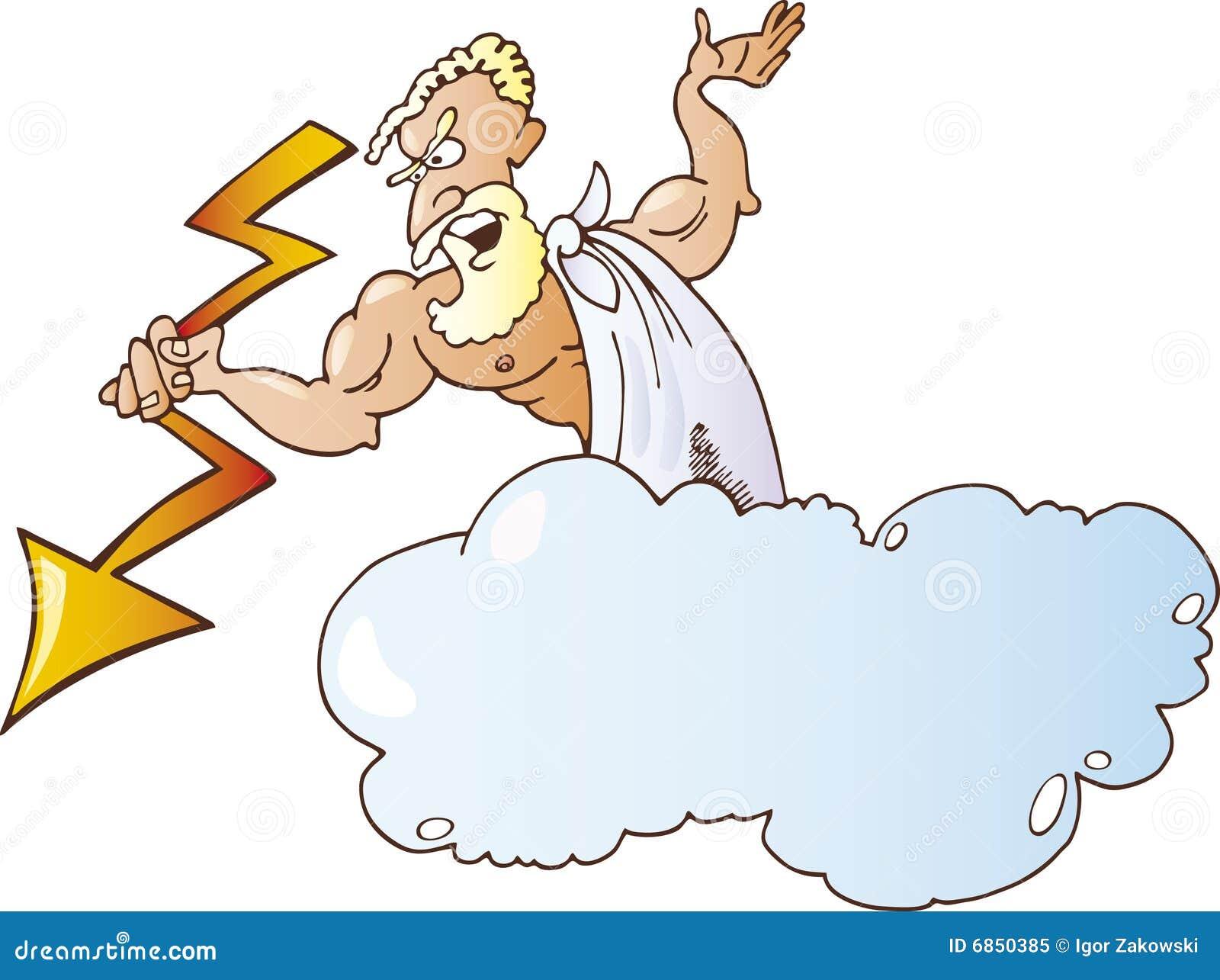 Zeus грека бога