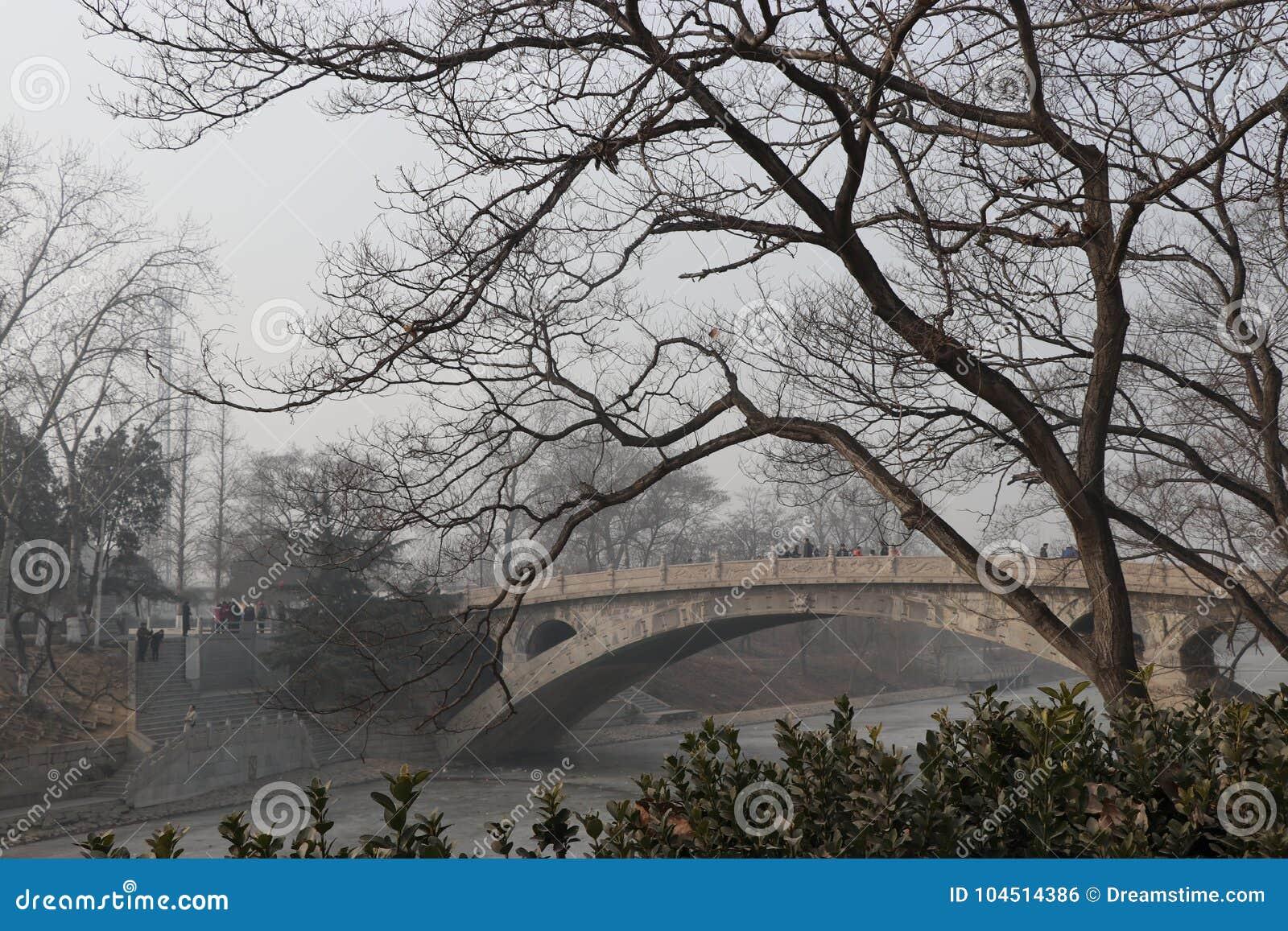Zhaozhou Bridge Anji Brige editorial photo  Image of