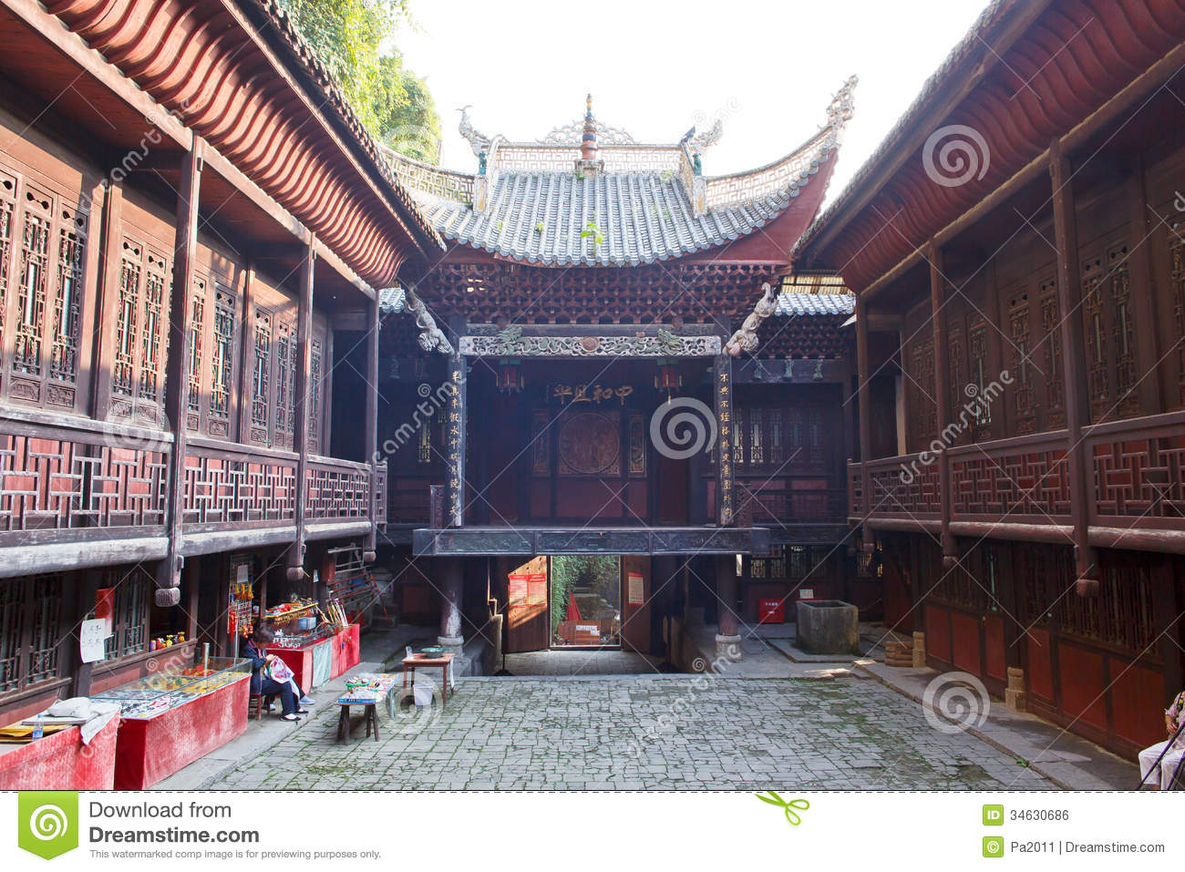 Zhenyuan (Guizhou) China  city pictures gallery : zhenyuan guizhou china october 12 2013 zhenyuan old town within ...