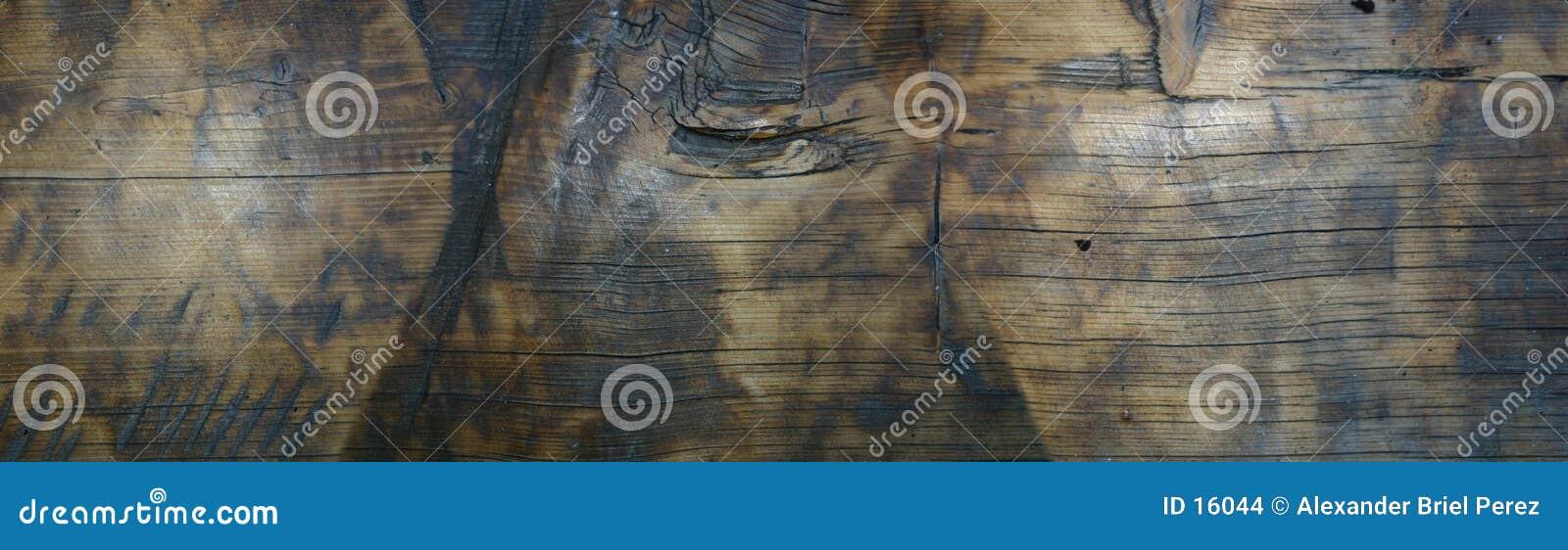 Ziarna wzór drewna