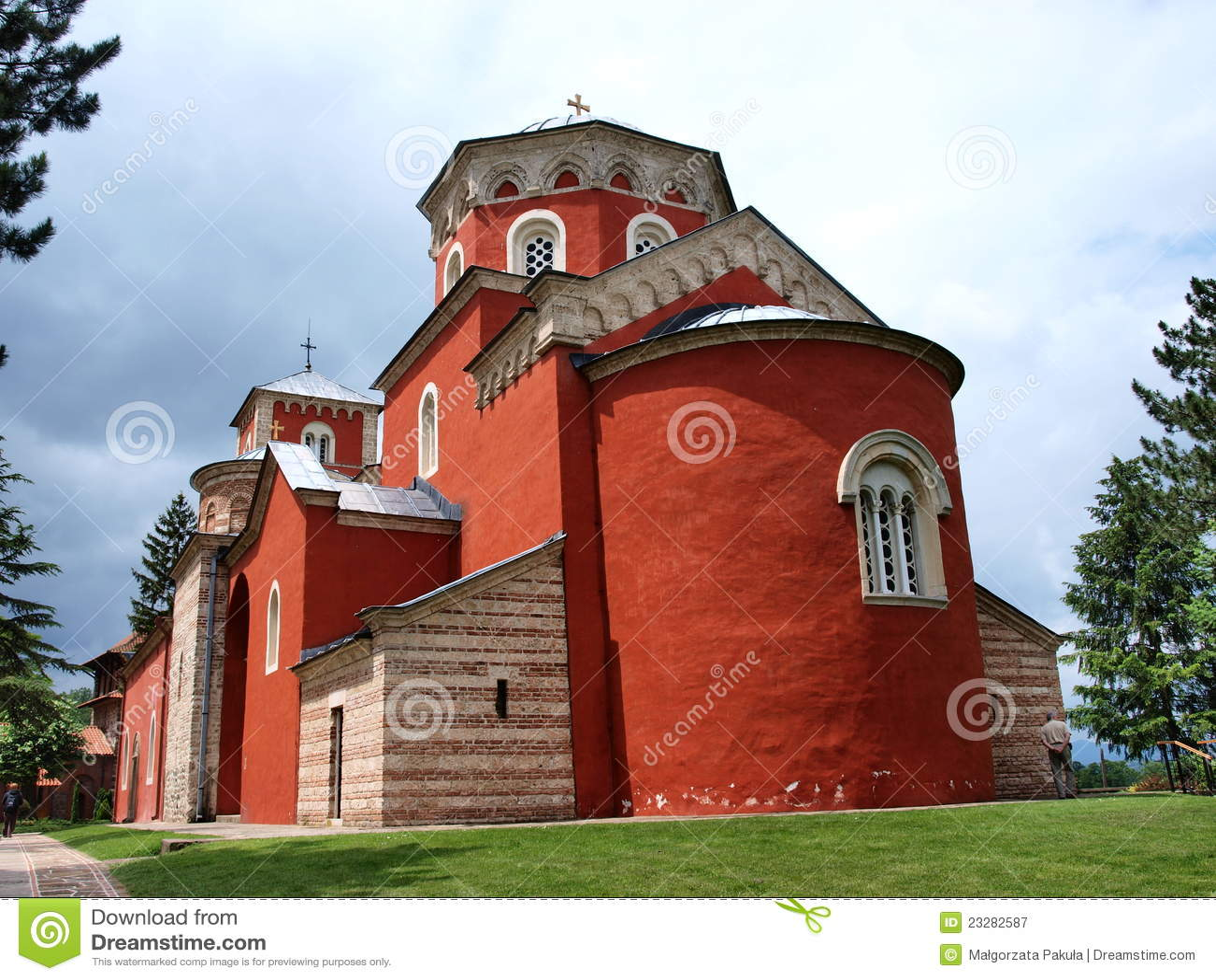 Zica monastery, Serbia