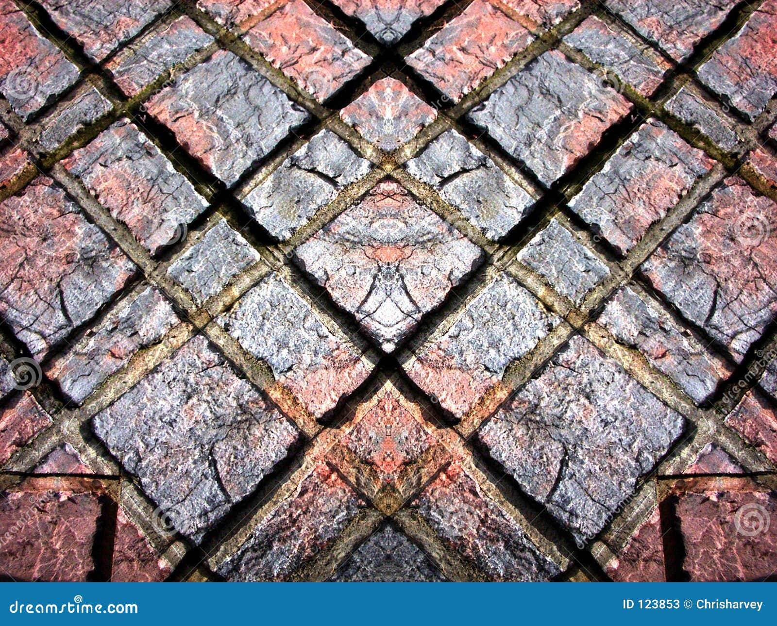 Ziegelstein-Muster