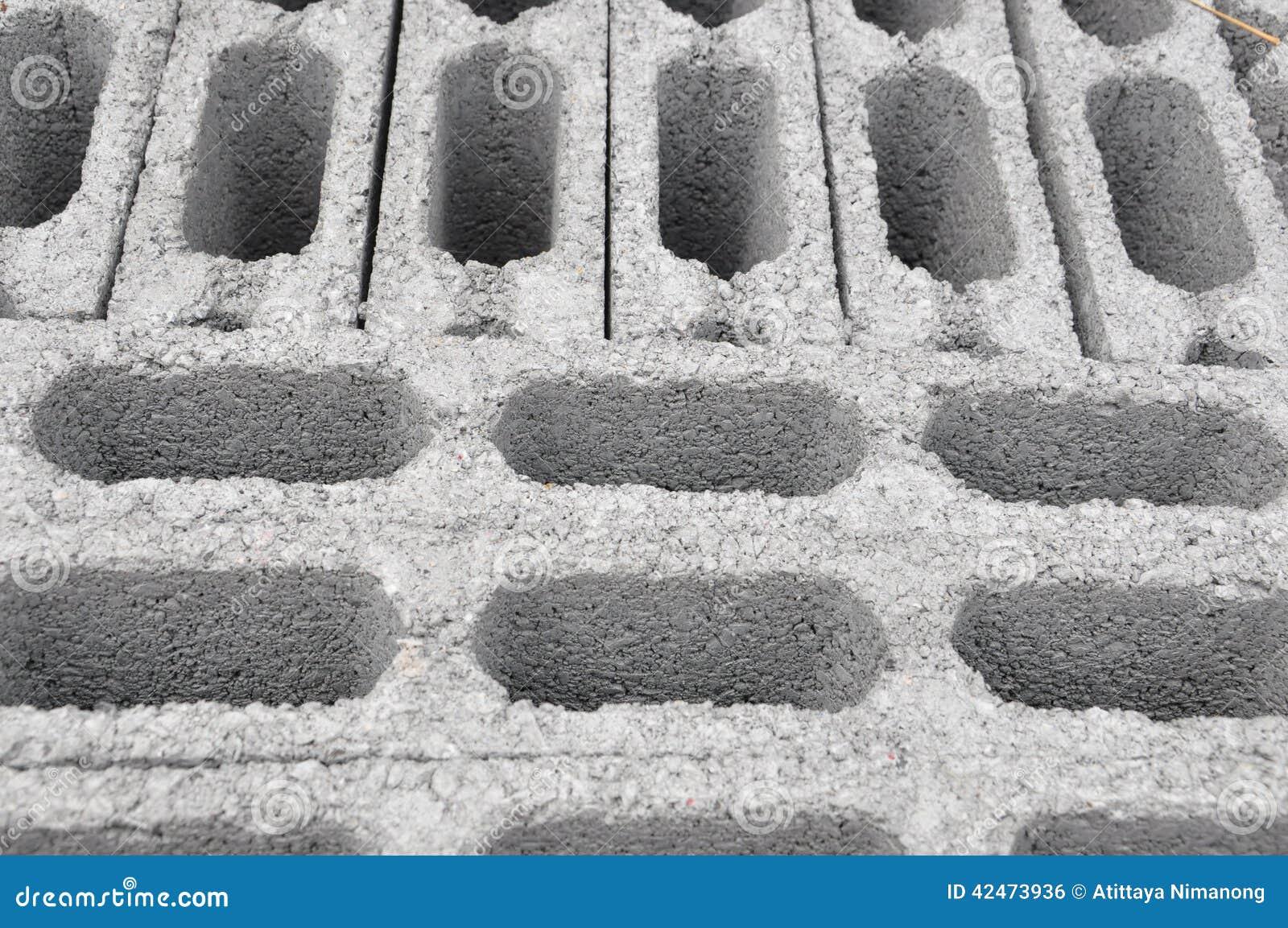 Ziegelsteine materiell