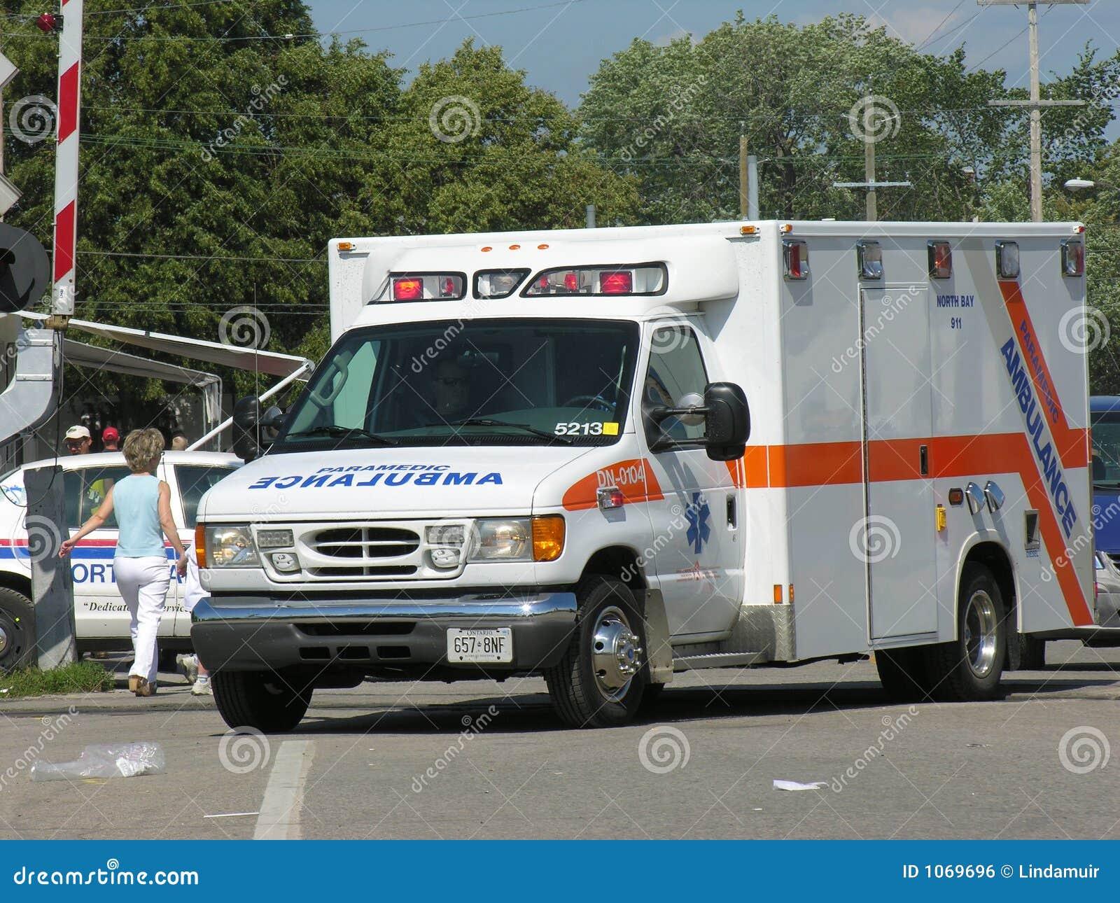 Ziekenwagen