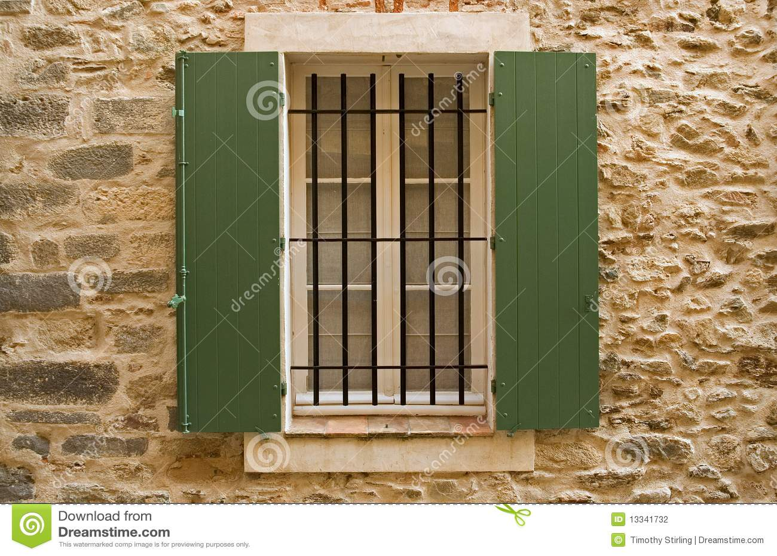 Zieleń zamyka okno